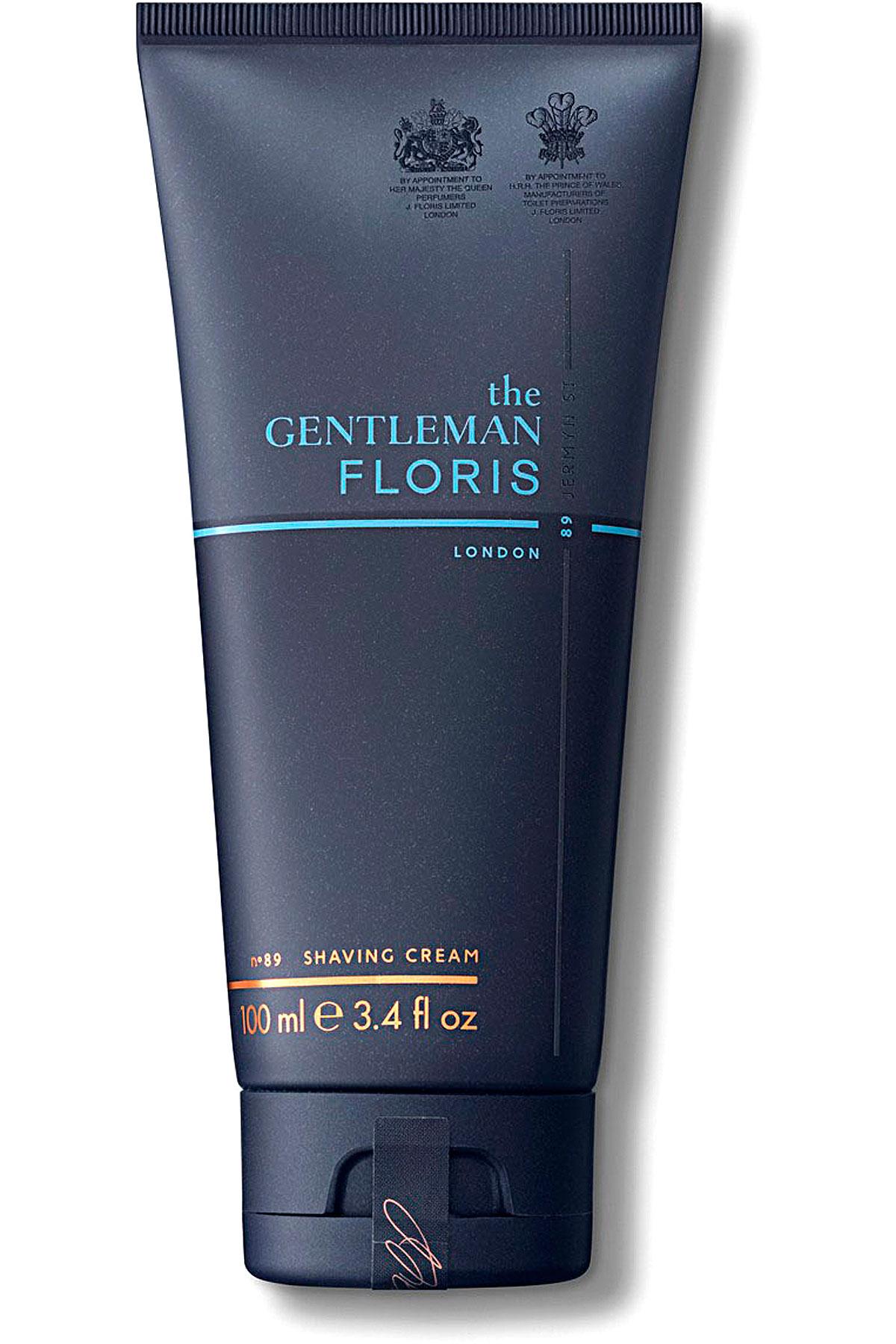 Floris London Shave for Men On Sale, No. 89 - Shaving Cream - 100 Ml, 2019, 100 ml