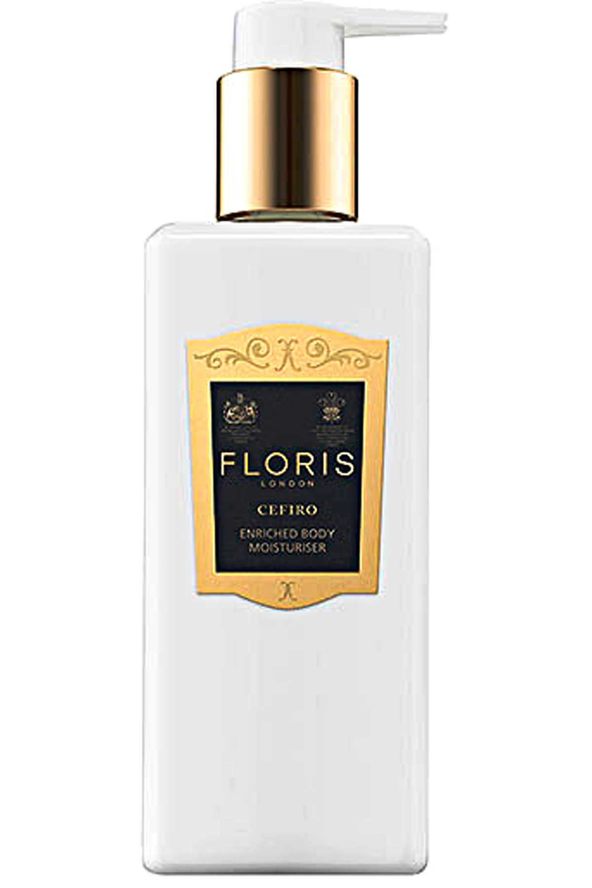 Floris London Beauty for Women On Sale, Cefiro - Body Moisturiser - 250 Ml, 2019, 250 ml