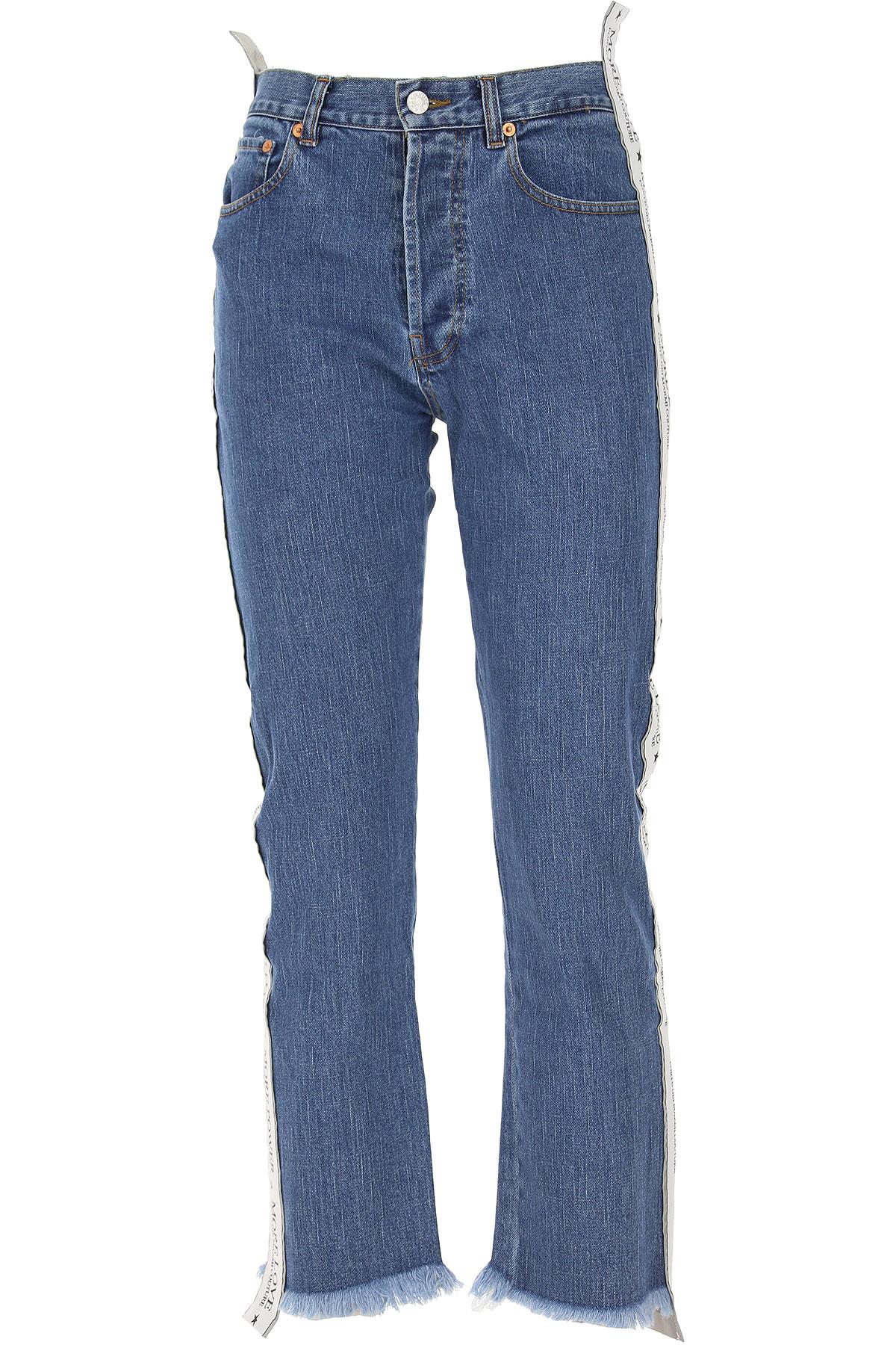 Forte Dei Marmi Couture Denim Jeans In Saldo, Denim Blu, Cotone, 2019, 39 40 41 42 42