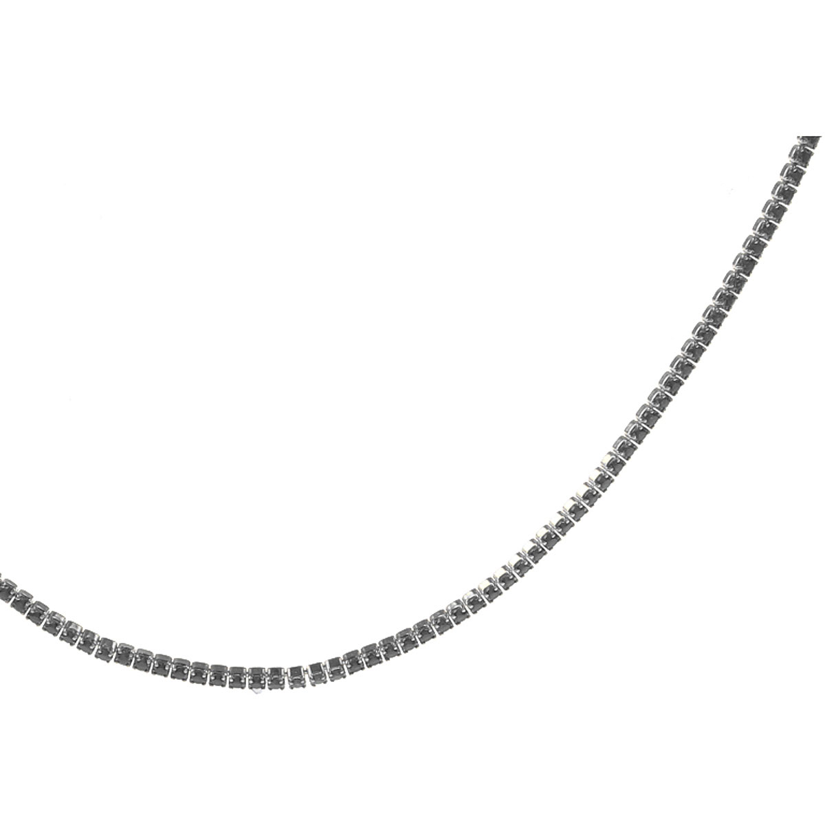 Francesca Angelone Necklaces, Yellow Gold, Silver 925, 2019