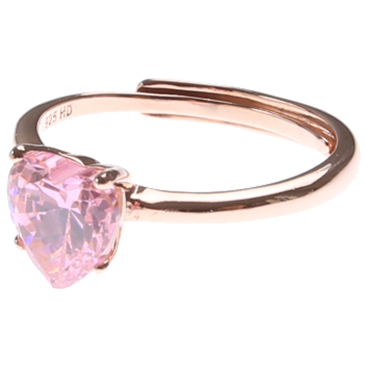 Francesca Angelone Ring for Women On Sale, Pink, Silver 925, 2019