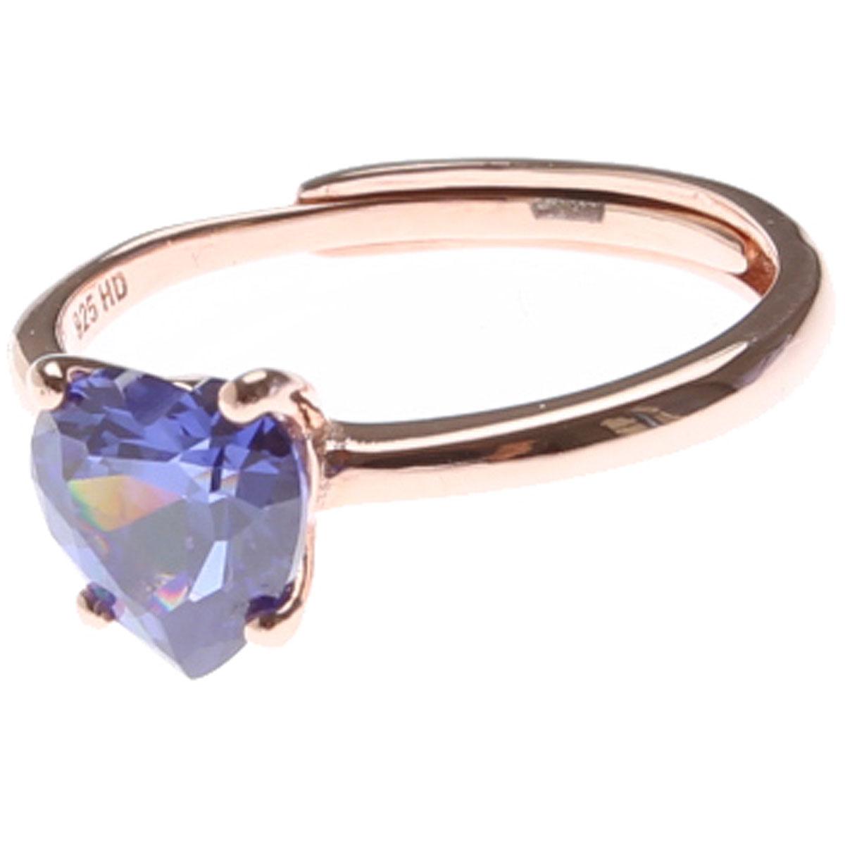 Francesca Angelone Ring for Women On Sale, Indigo, Silver 925, 2019