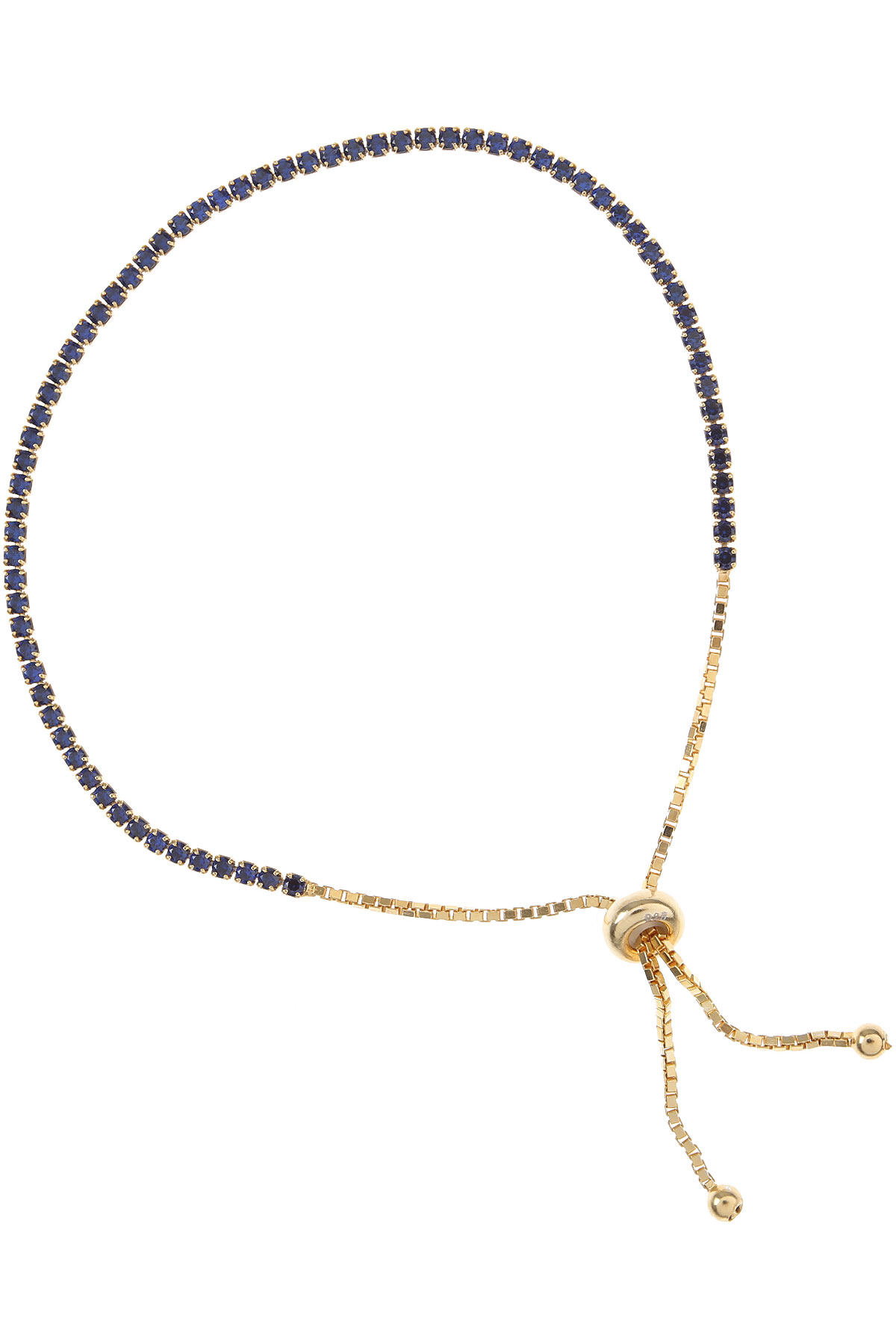 Francesca Angelone Bracelet for Women On Sale, Yellow Gold, Yellow Gold, 2019