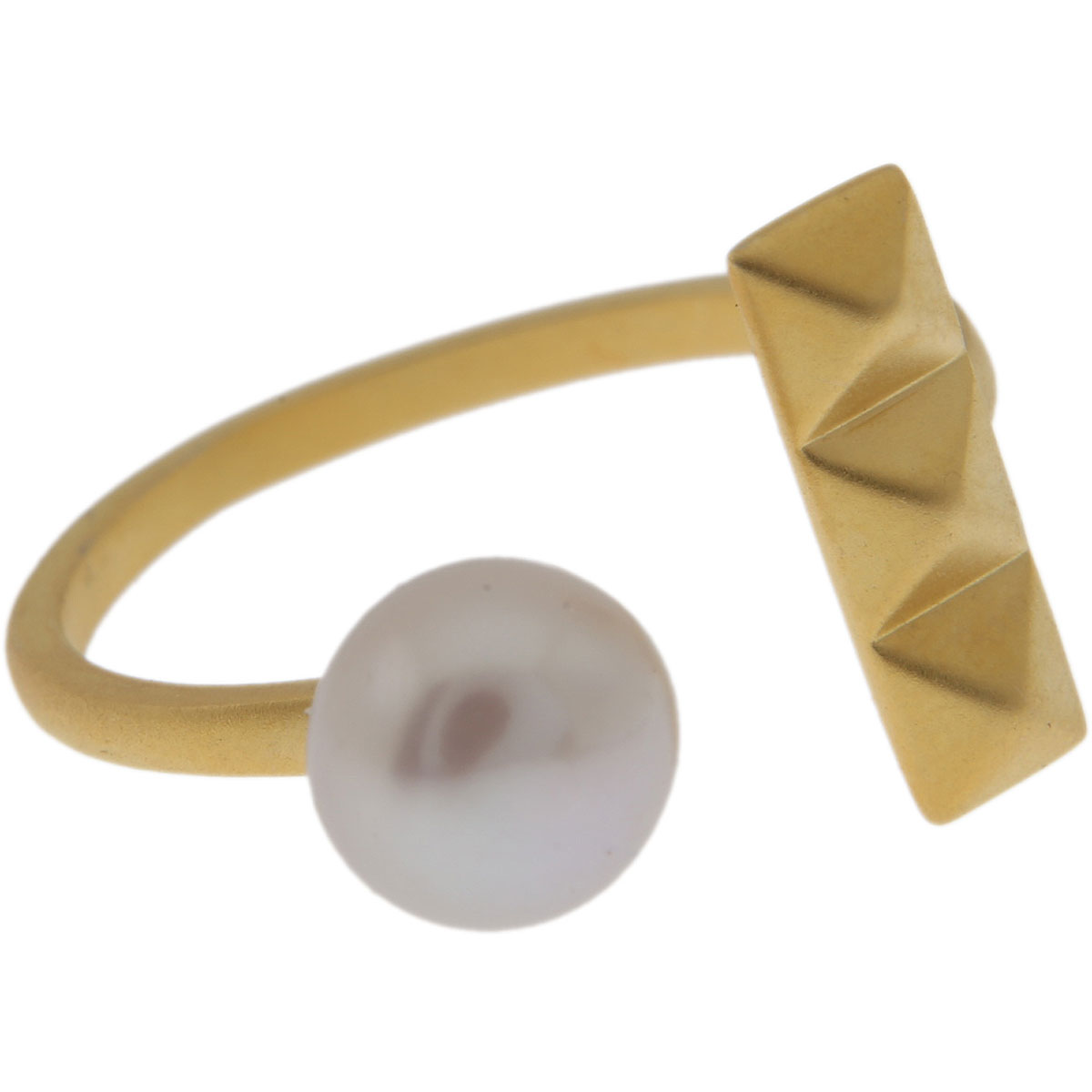 Francesca Angelone Ring for Women On Sale, Gold, Silver 925, 2019