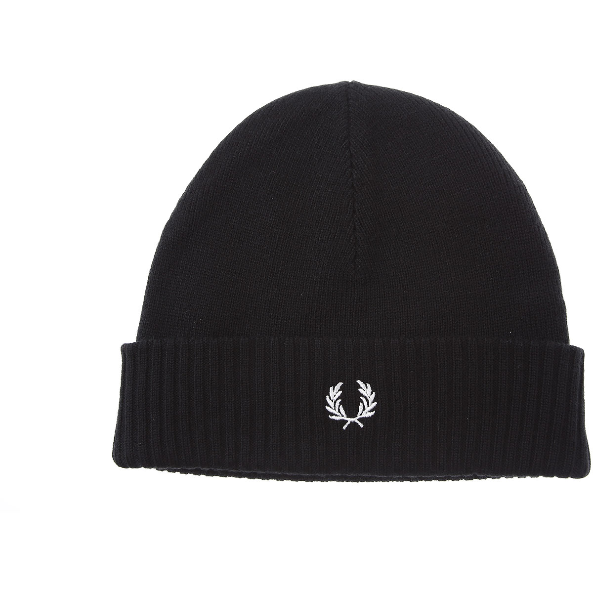 Fred Perry Hat for Women On Sale, Black, Wool, 2019, Universal size Universal size