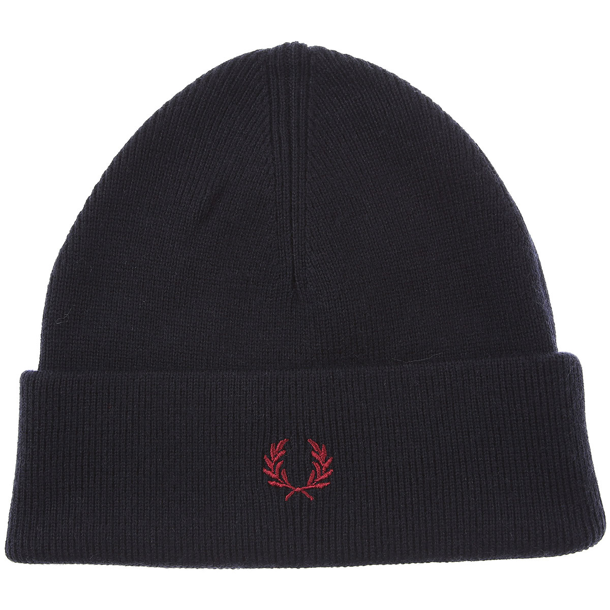 Fred Perry Hat for Women On Sale, Navy Blue, Wool, 2019