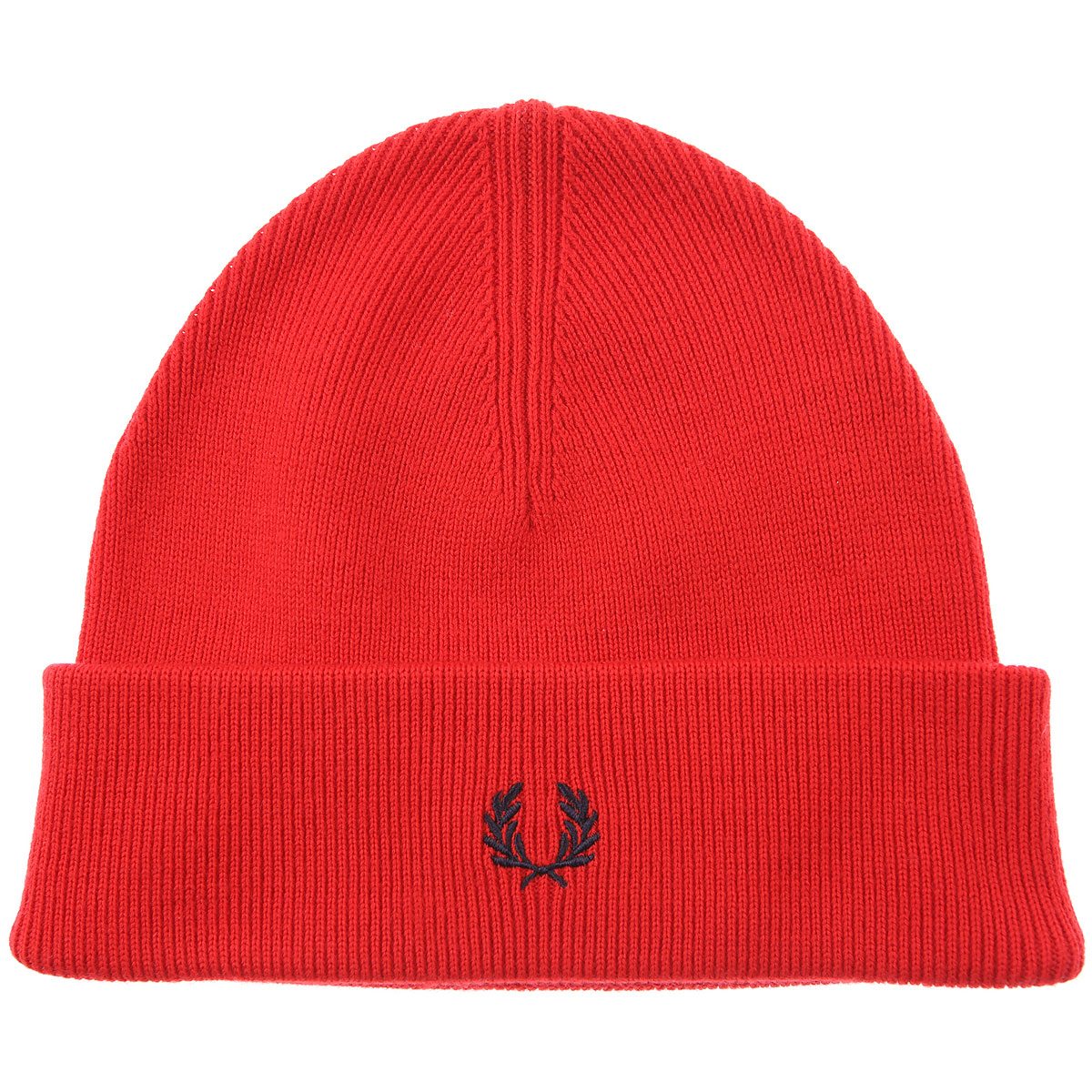 Fred Perry Hat for Women On Sale, Red, Wool, 2019