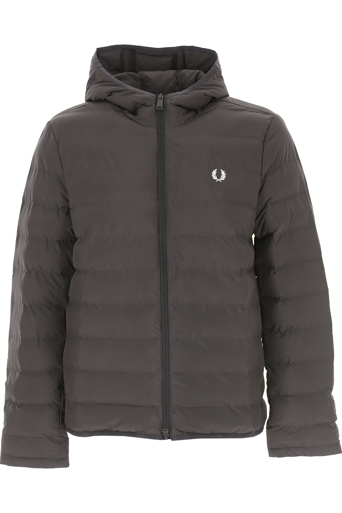 Fred Perry Jacket for Men On Sale, Black, polyester, 2019, L M S XL XS