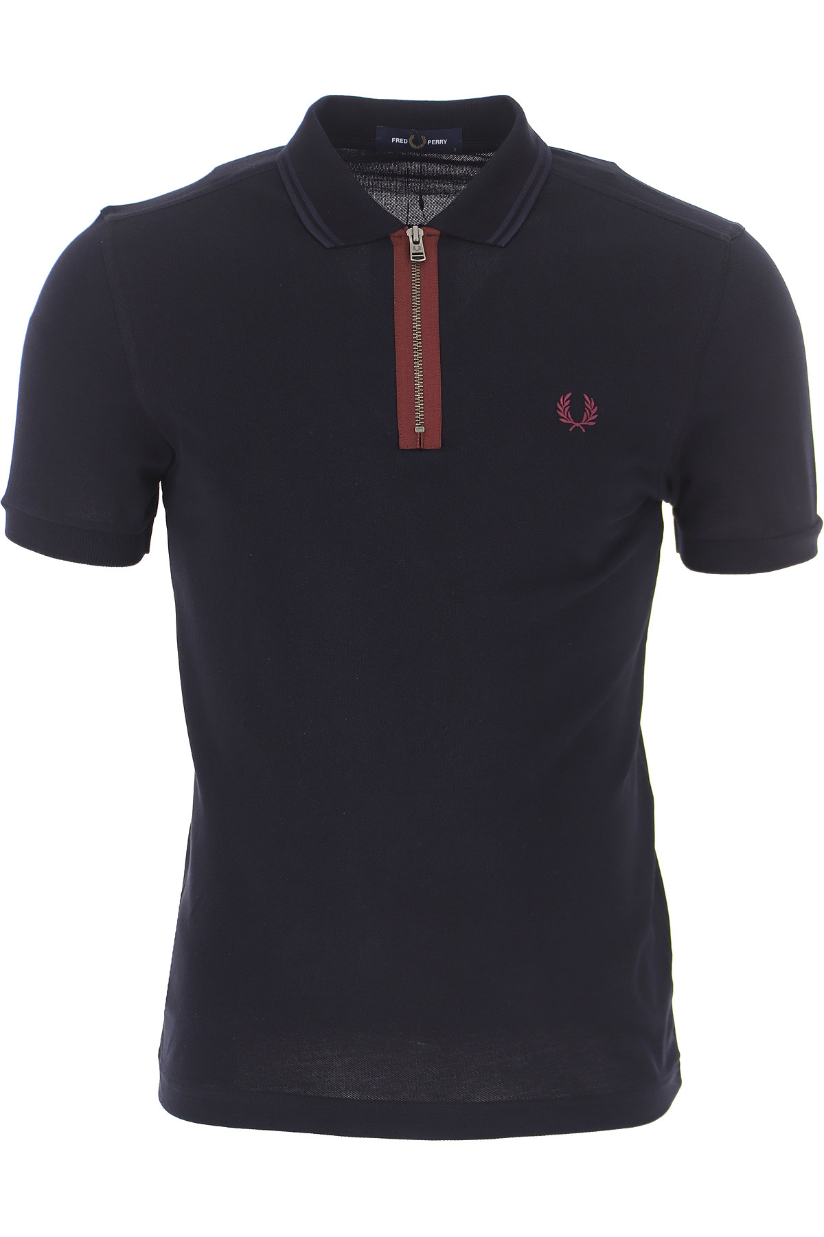 Fred Perry Fred Perry Polo Shirt for Men On Sale, Blue Navy, Cotton, 2021, L M S XL from Raffaello Network | Accuweather