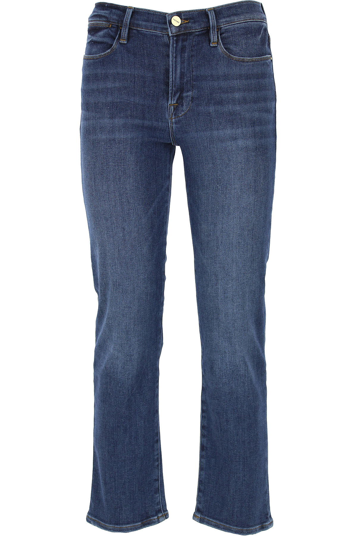 Frame Jeans On Sale, Denim, Cotton, 2019, 24