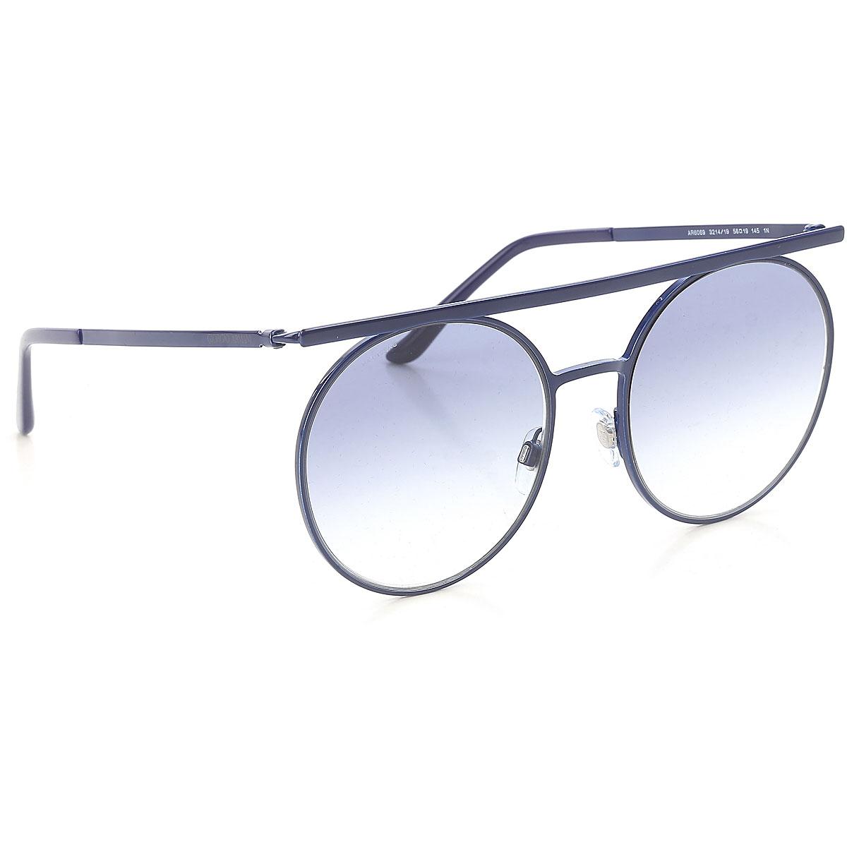 Giorgio Armani Sunglasses On Sale, Blue, 2019