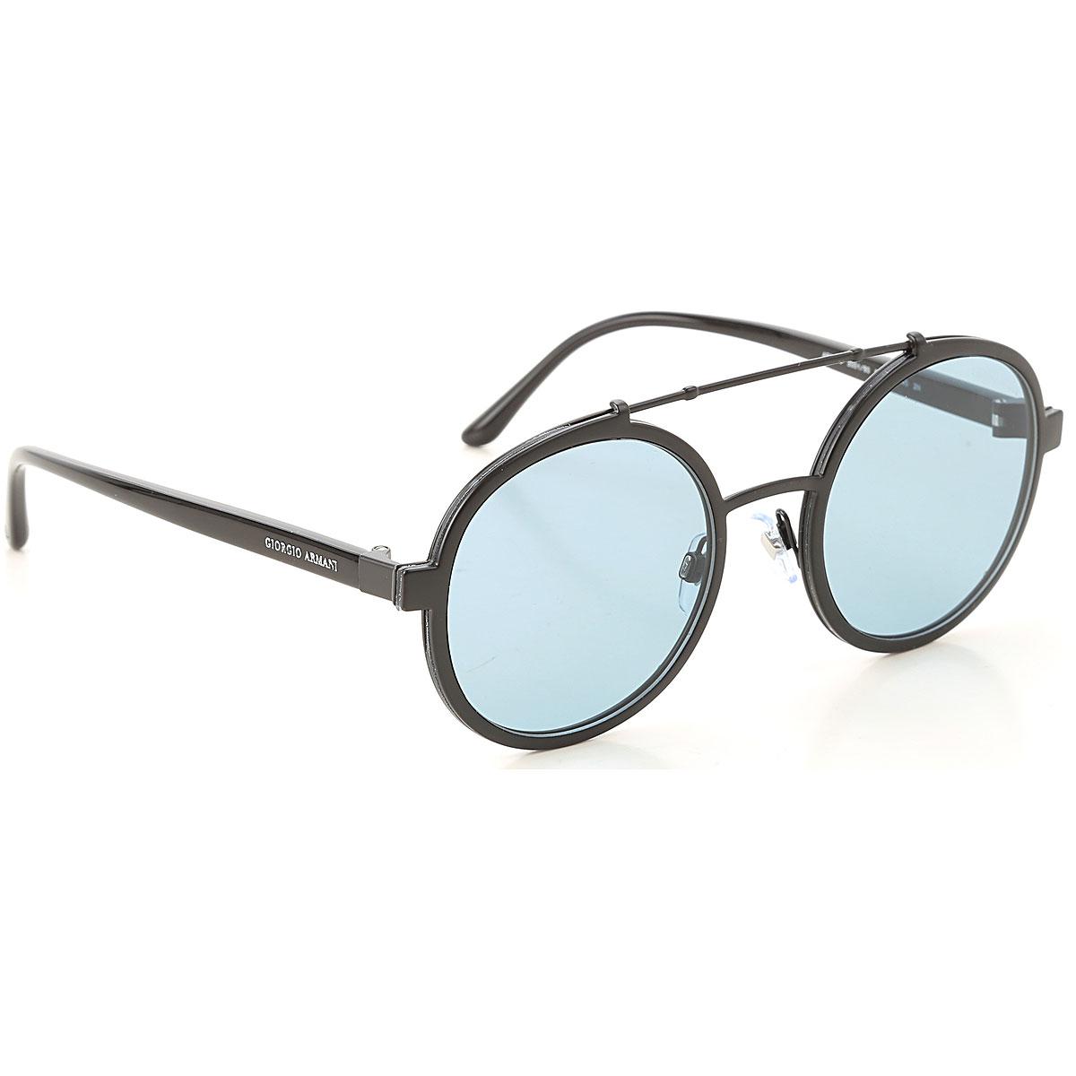 Giorgio Armani Sunglasses On Sale, Black Matt, 2019