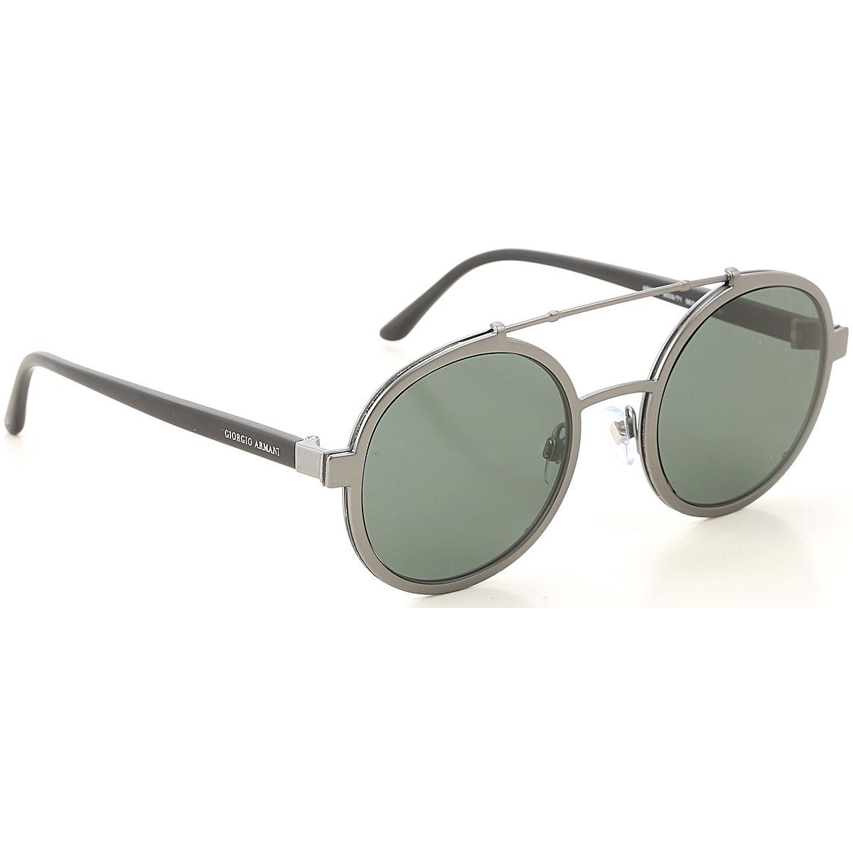 Giorgio Armani Sunglasses On Sale, Matte Rutenium, 2019
