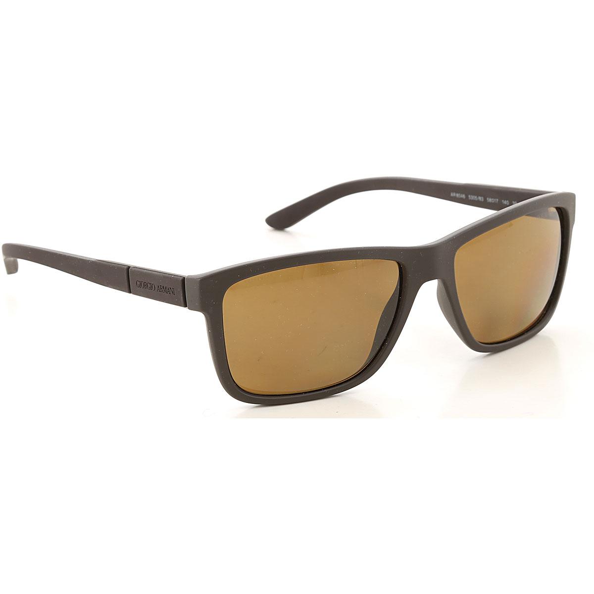 Giorgio Armani Sunglasses On Sale, Brown, 2019