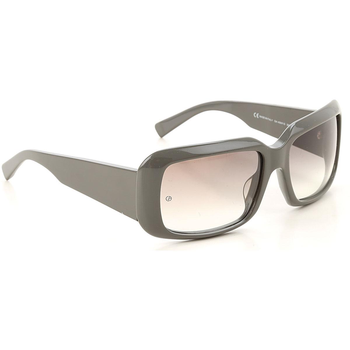 Giorgio Armani Sunglasses On Sale, Grey, 2019