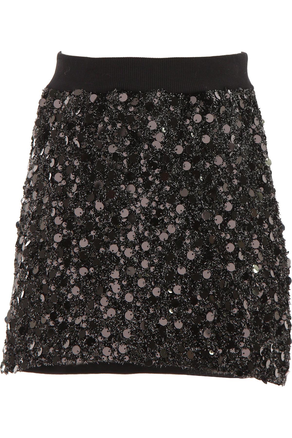 Gaelle Kids Skirts for Girls On Sale, Black, polyester, 2019, 10Y 12Y 14Y 16Y 4Y 6Y 8Y