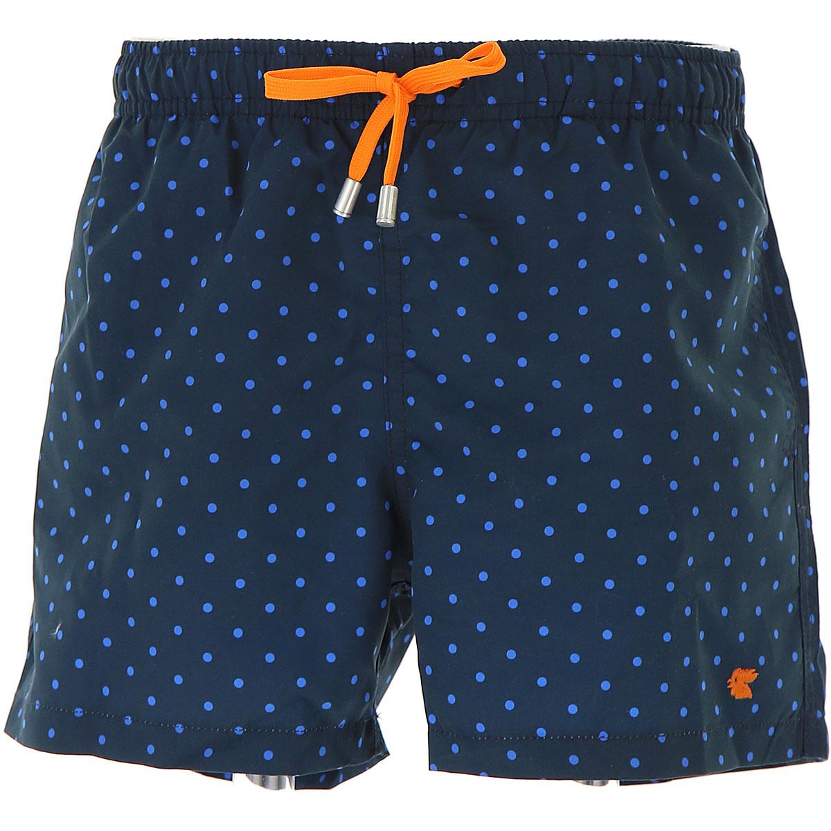 Image of Gallo Swimwear On Sale, Blue, polyester, 2017, 1 (1-2 Years) 2 ( 3-4 Years) 3 (5-6 Years) 4 (7-8 Years) 7 (13-14 Years)