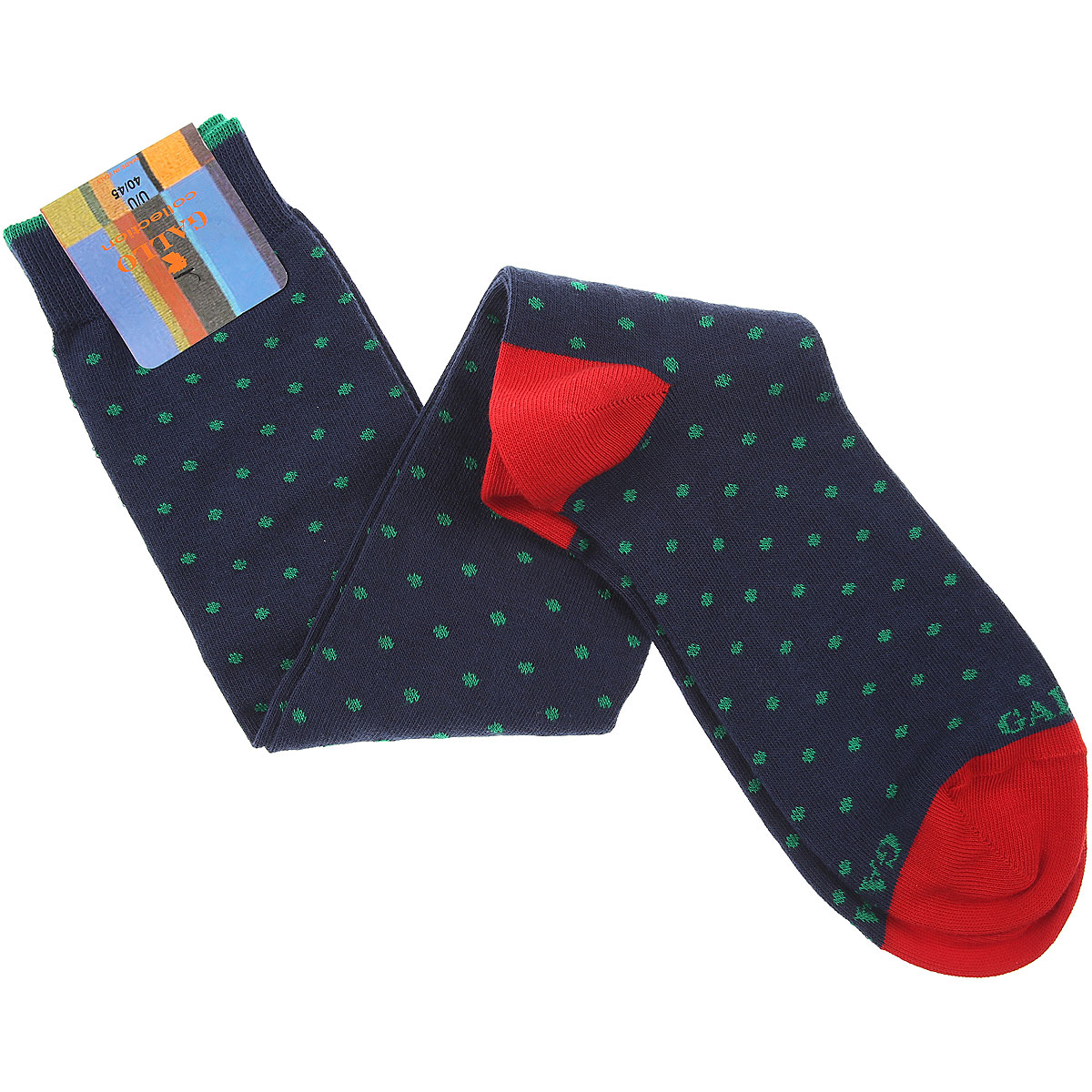 Gallo Socks Socks for Men On Sale, Blue Royal, Cotton, 2019
