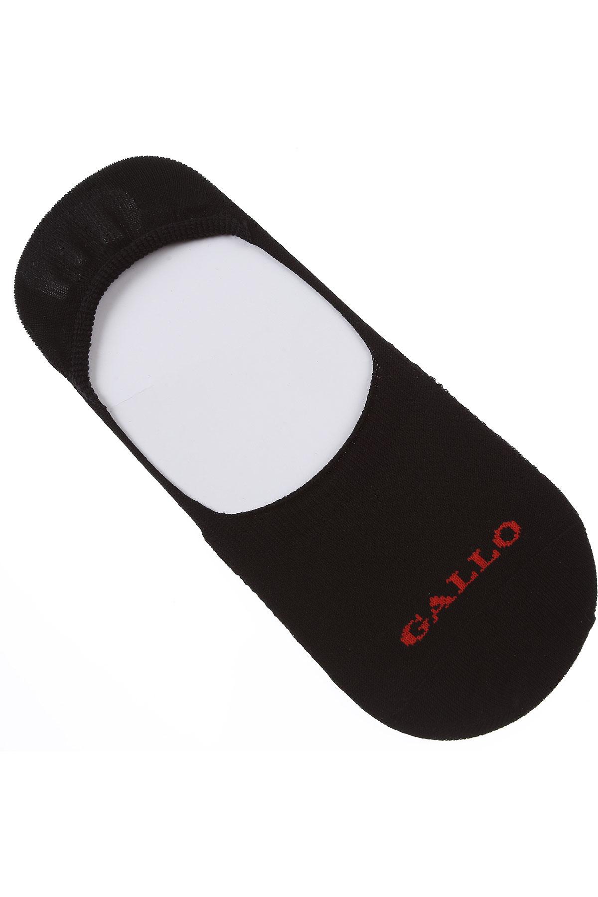 Gallo Socks Socks for Men On Sale, Black, Cotton, 2019, 40-41 42-43 44-45