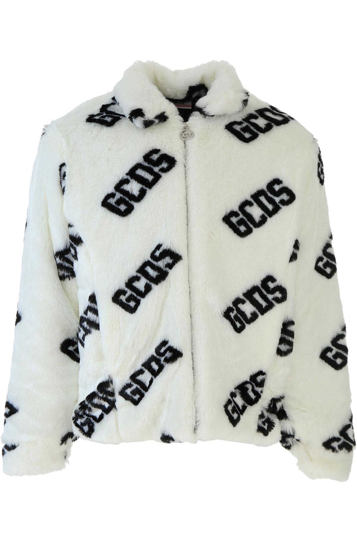 Image of GCDS Jacket for Men, White, acetate, 2017, L M S XL XS