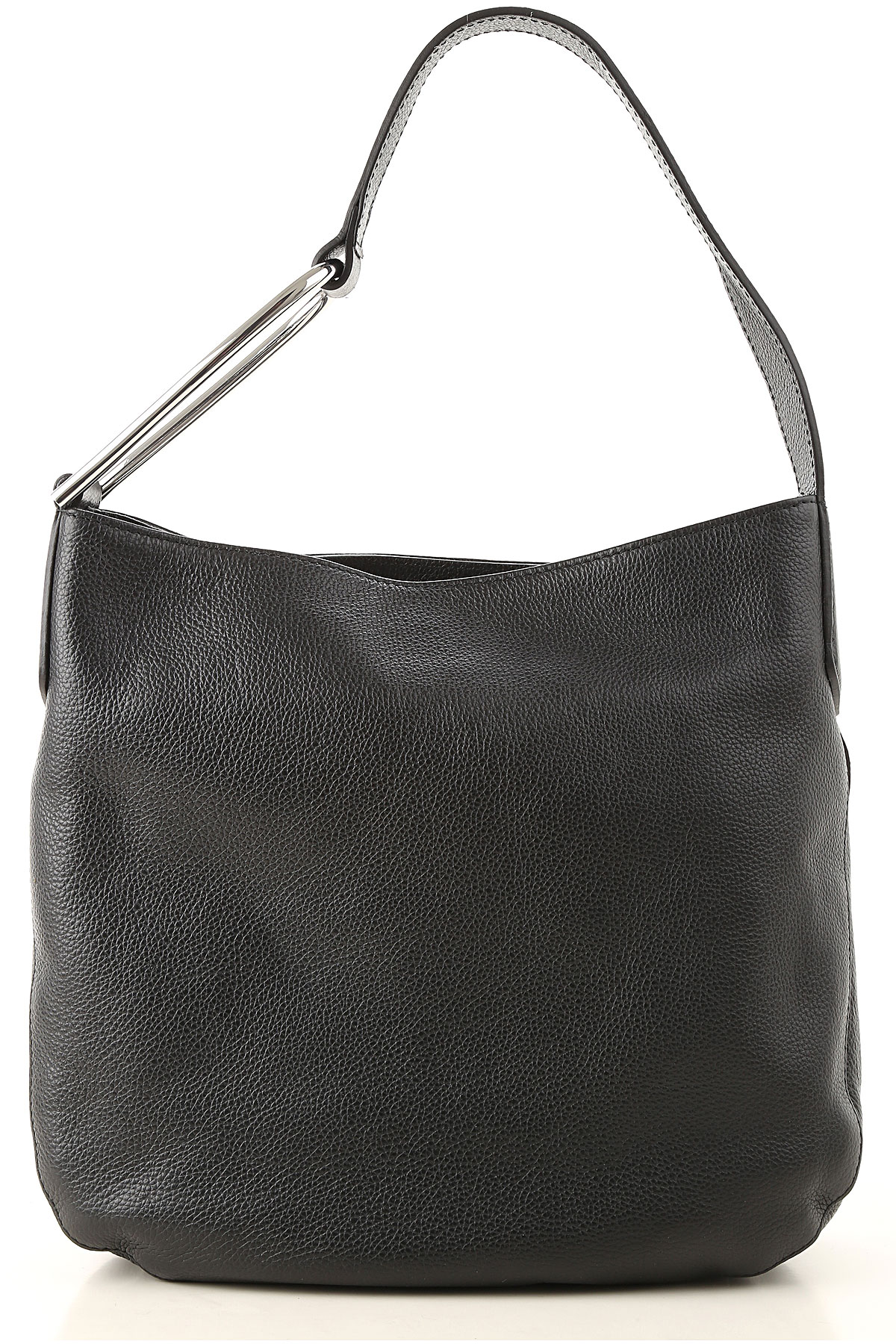 Image of Gianni Chiarini Shoulder Bag for Women, Black, Leather, 2017