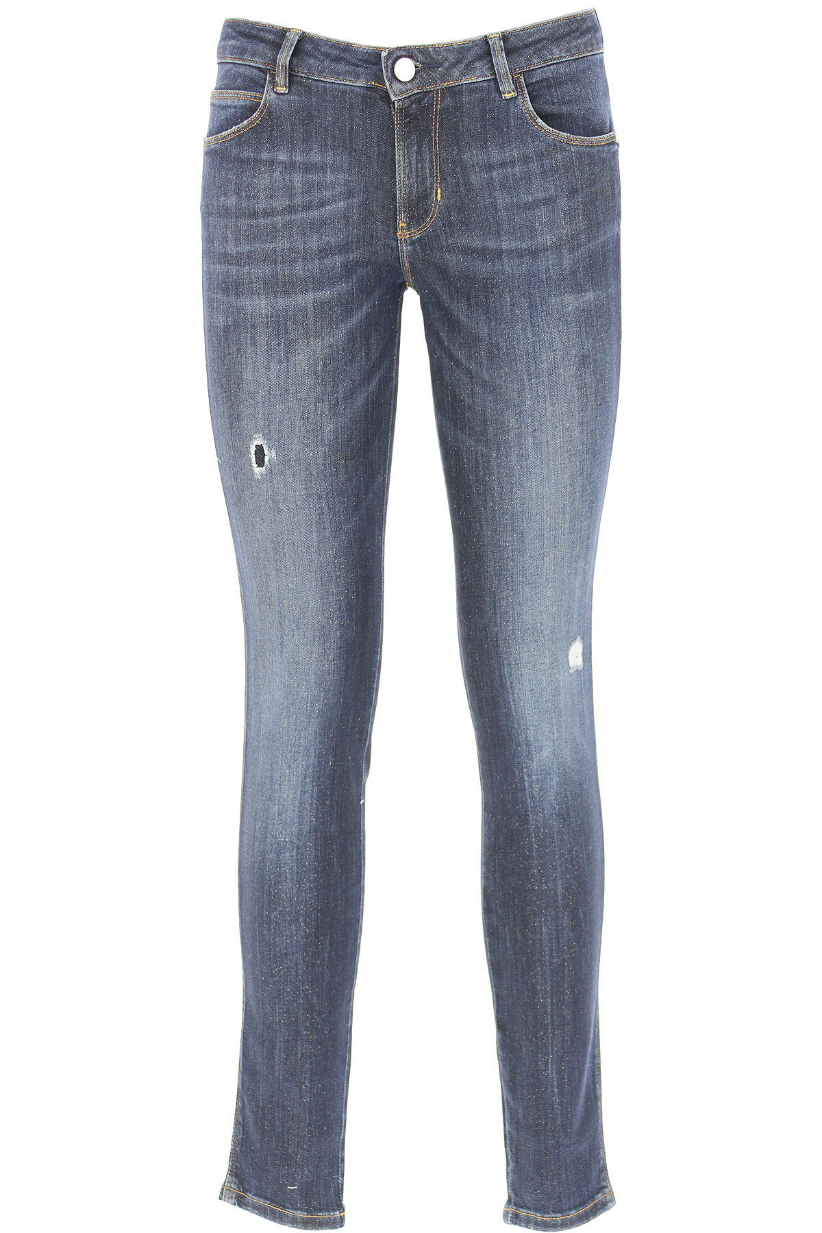 Guess Jeans On Sale, Dark Blue, Cotton, 2017, 24 25 26 27 28 29 30 31 32 33