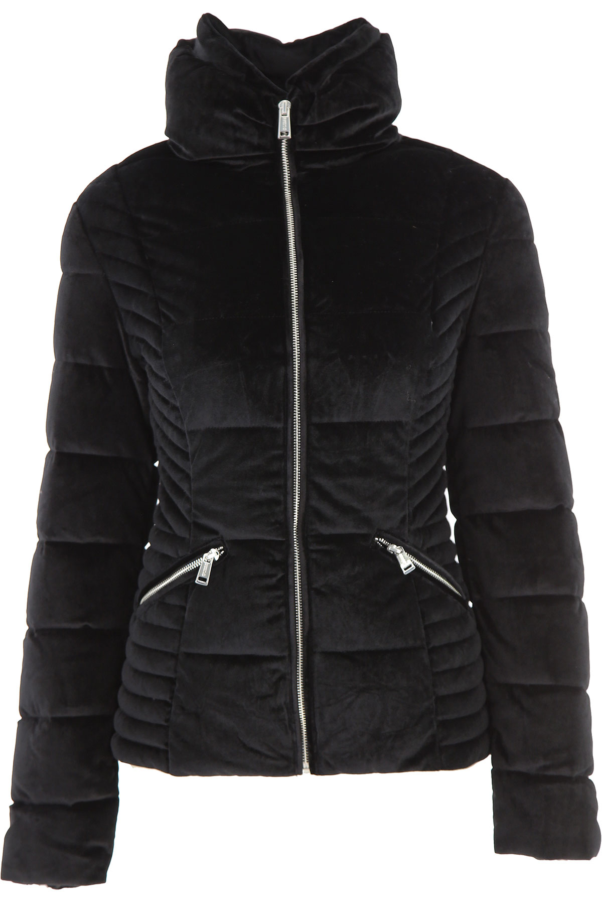 18% Sale Guess Jacke für Damen Günstig im Sale, Schwarz