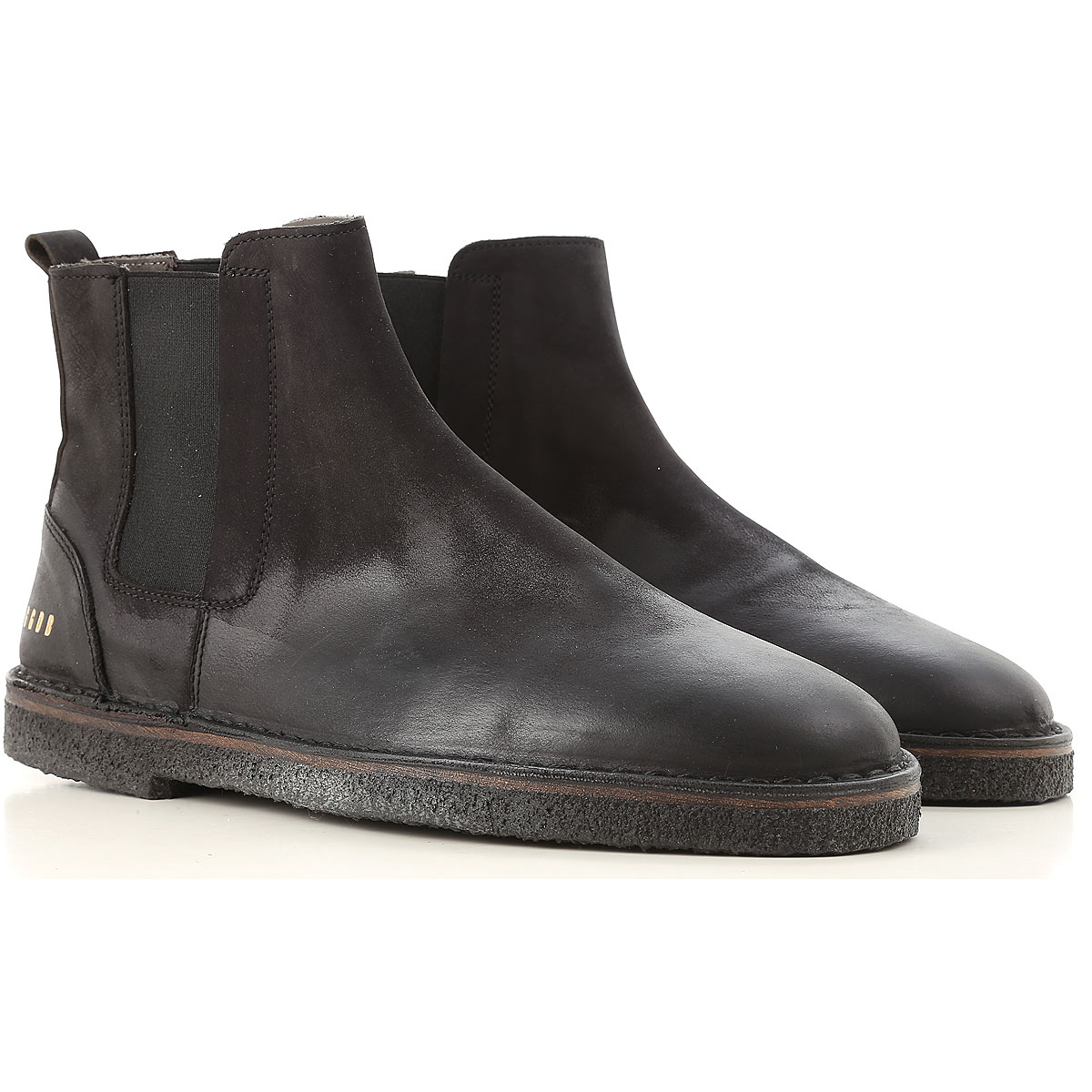 Image of Golden Goose Boots for Men, Booties, Black, Leather, 2017, 10 10.5 7.5 8 9