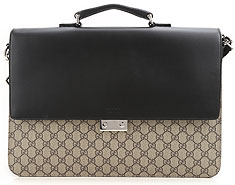 men 39 s briefcases bags by gucci. Black Bedroom Furniture Sets. Home Design Ideas