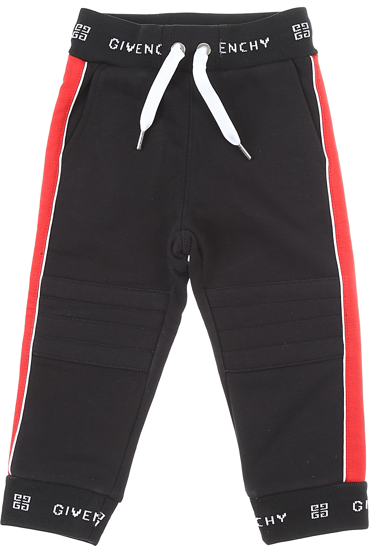 Givenchy Baby Sweatpants for Boys On Sale, Black, Cotton, 2019, 12 M 18 M 2Y 3Y 9 M