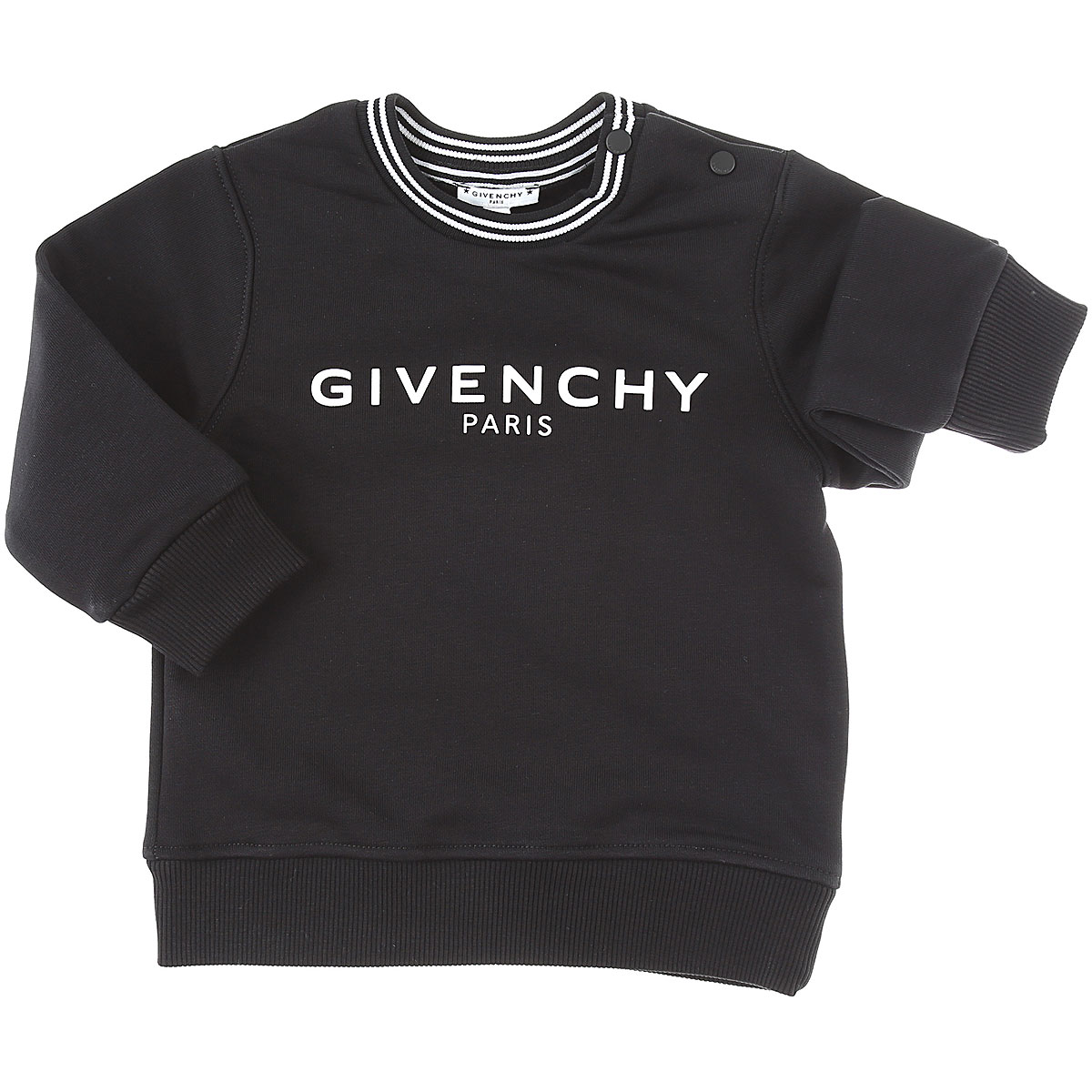 Givenchy Baby Sweatshirts & Hoodies for Boys On Sale, Black, Cotton, 2019, 12 M 18M 3Y 9M