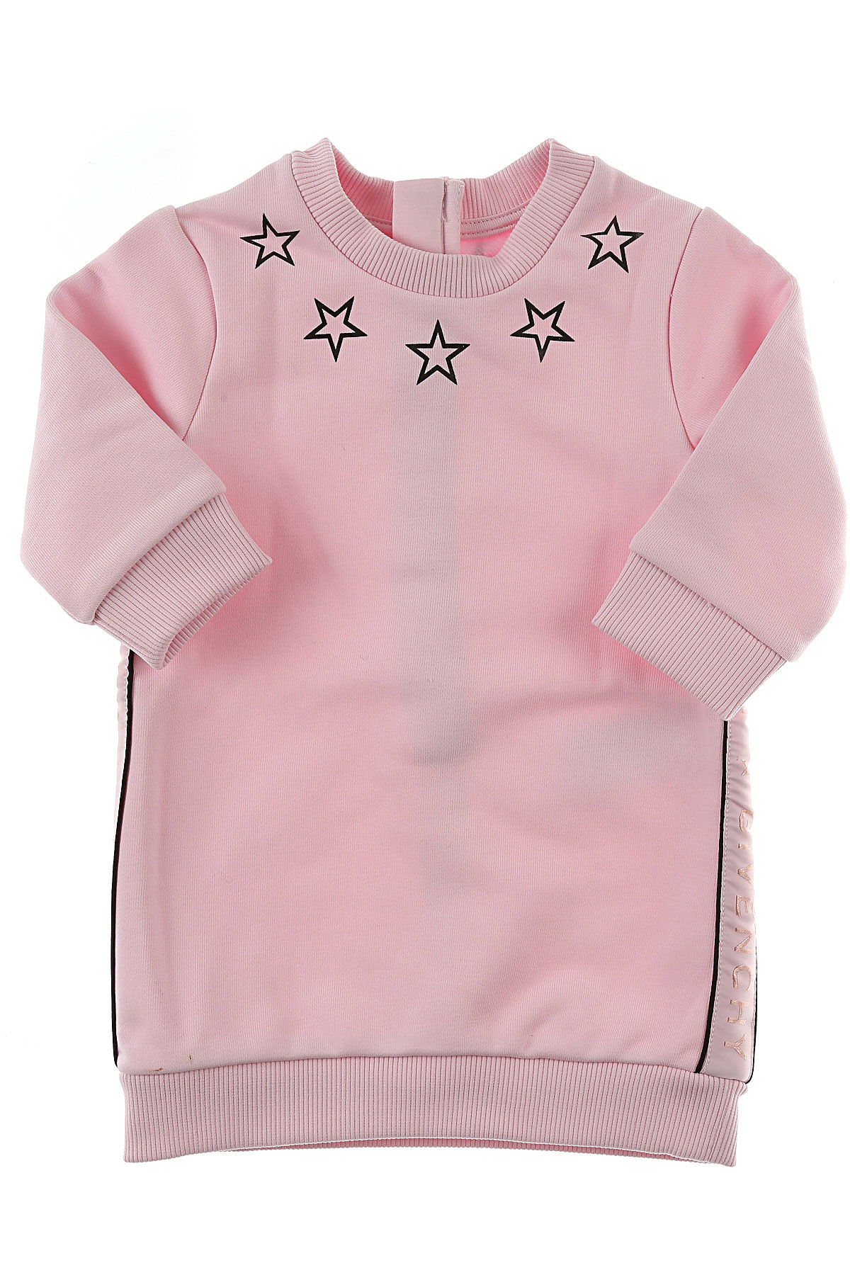 Image of Givenchy Baby Dress for Girls, Pink, Cotton, 2017, 12M 18M 6M 9M