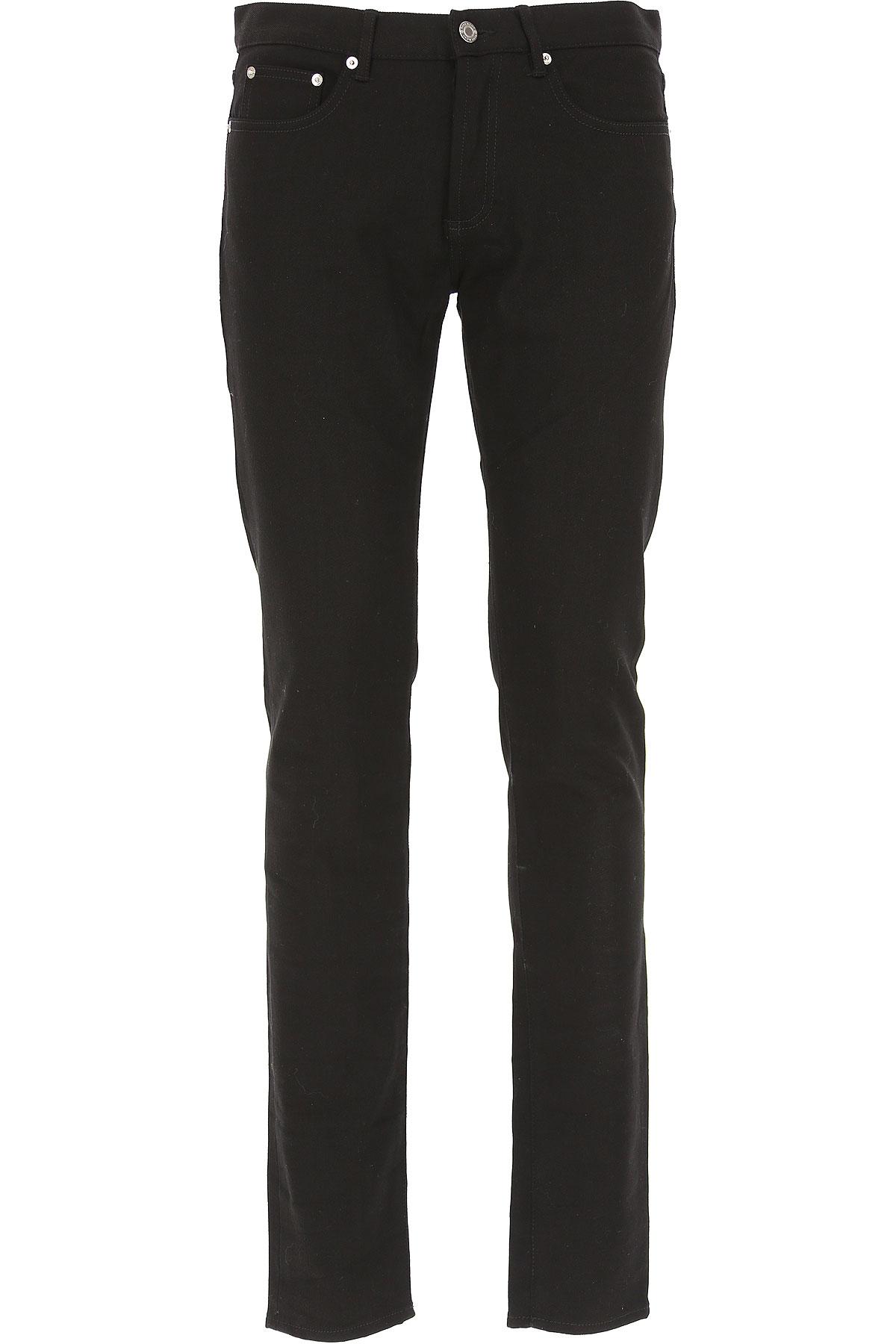 Givenchy Jeans On Sale, Black, Cotton, 2017, 30 31 USA-466682