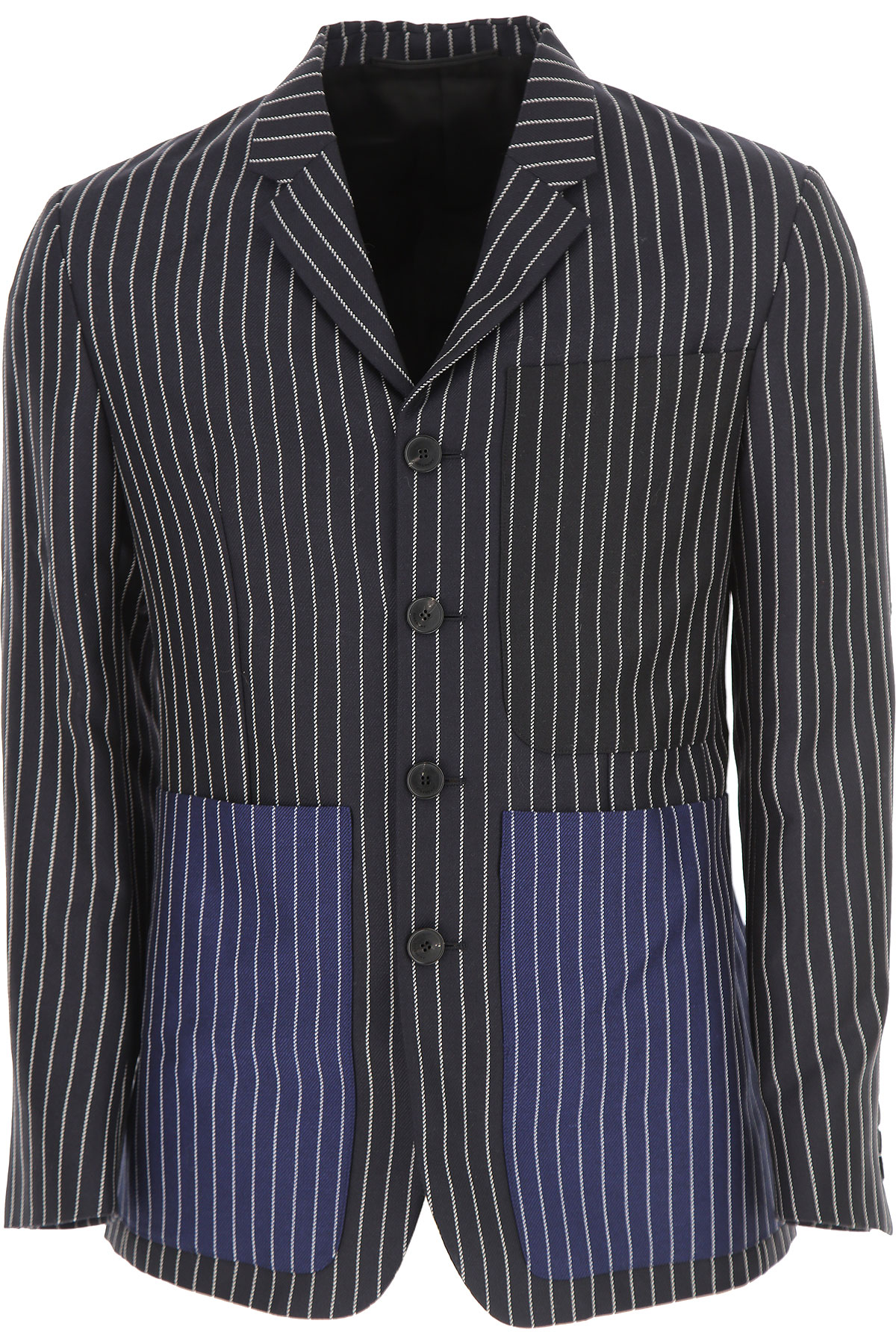 Givenchy Blazer for Men, Sport Coat On Sale in Outlet, Blue Navy, Wool, 2019, L XXL