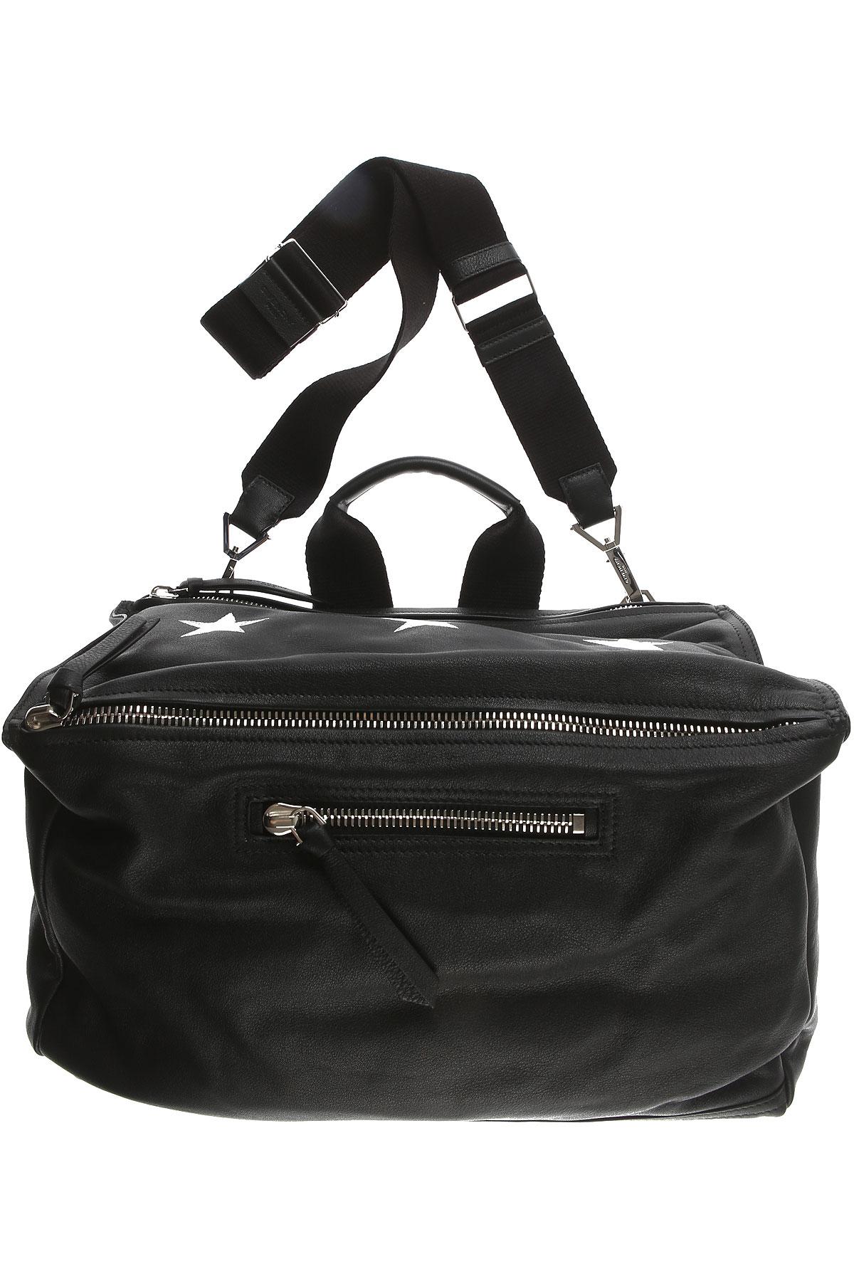 Image of Givenchy Shoulder Bags, Black, Leather, 2017