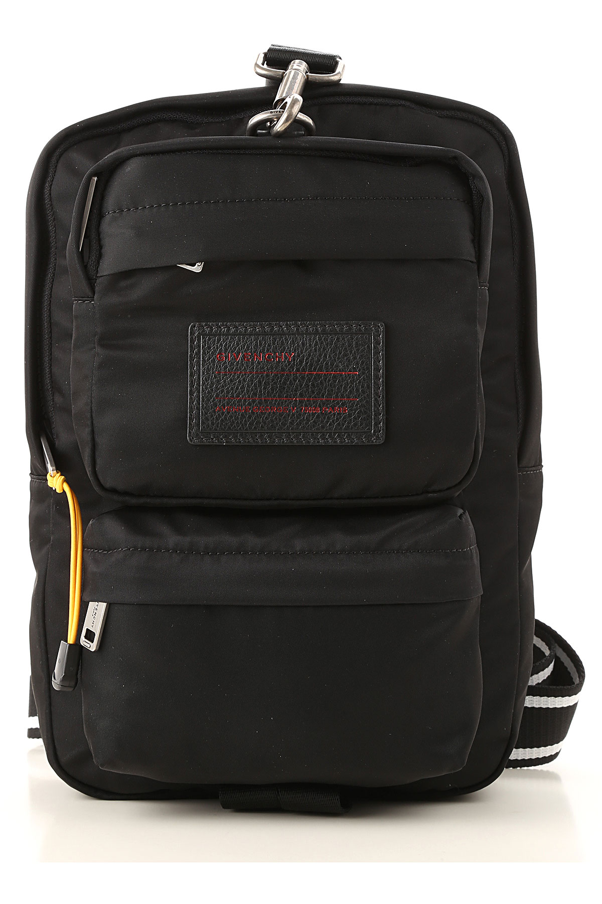Givenchy Backpack for Men, Black, polyamide, 2019