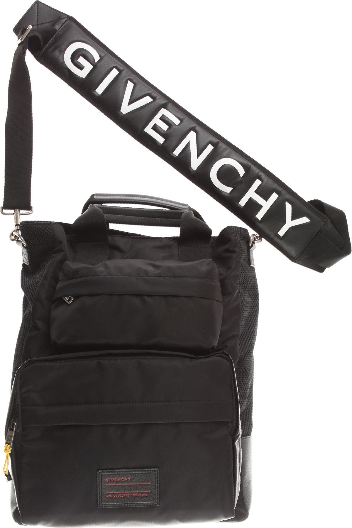 Image of Givenchy Shoulder Bags, Black, Nylon, 2017