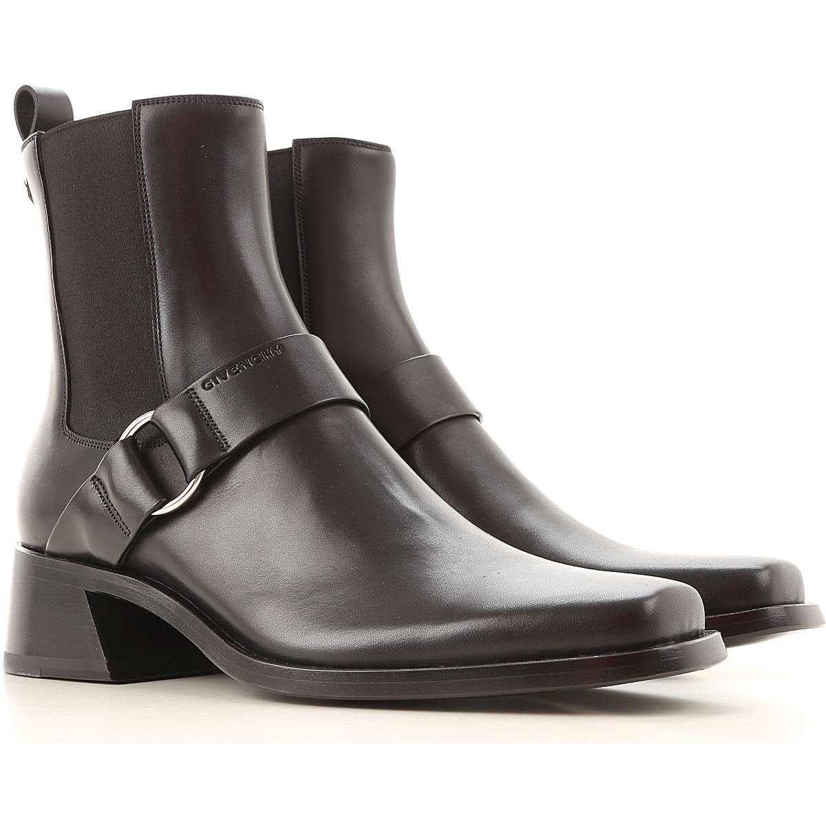 Givenchy Chelsea Boots for Men On Sale, Black, Leather, 2019, 10 7.5 7.75 8 8.5 9