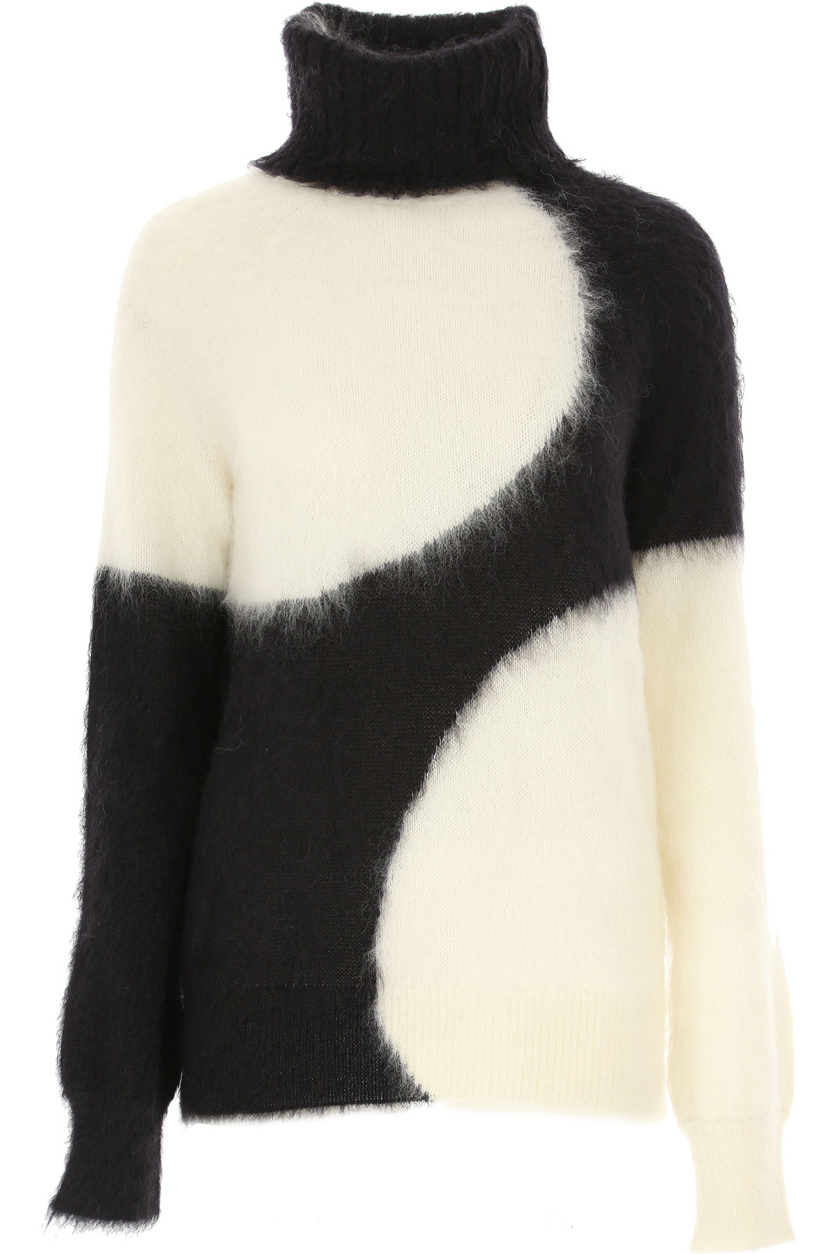 Gianluca Capannolo Sweater for Women Jumper On Sale, White, Mohair, 2019, 2 4 6