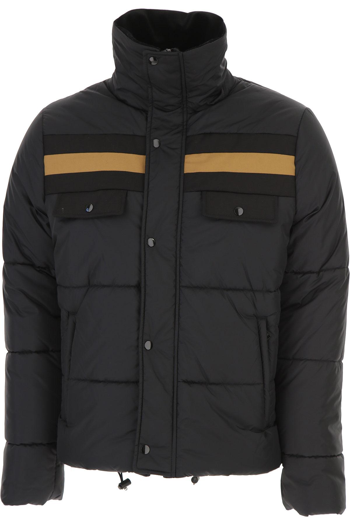 Image of Gilmar Down Jacket for Men, Puffer Ski Jacket, Black, polyamide, 2017, 2 - Uk/Usa M - Ita 48 3 - Uk/Usa L - Ita 50 4 - Uk/Usa XL - Ita 52