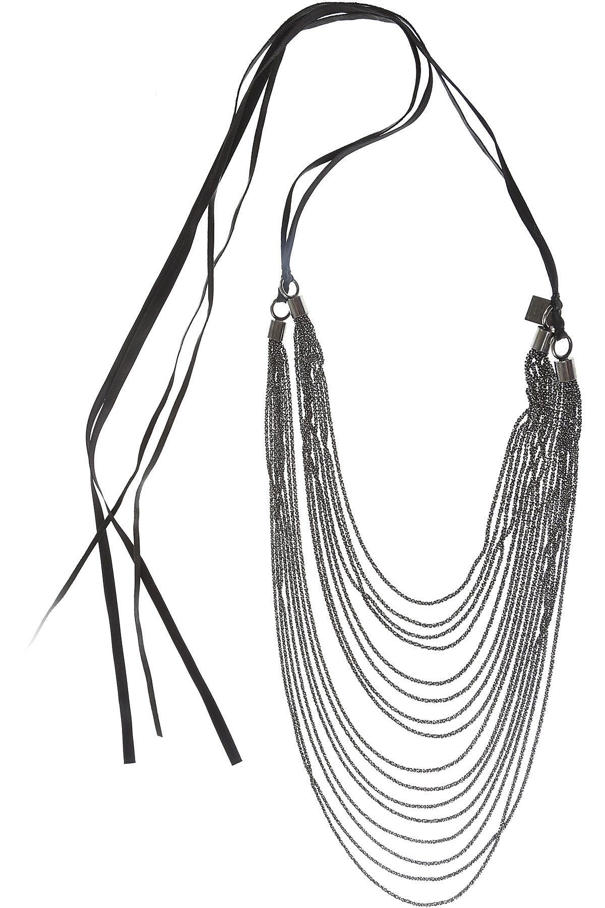 Image of Goti Necklaces, Black, Silver, 2017