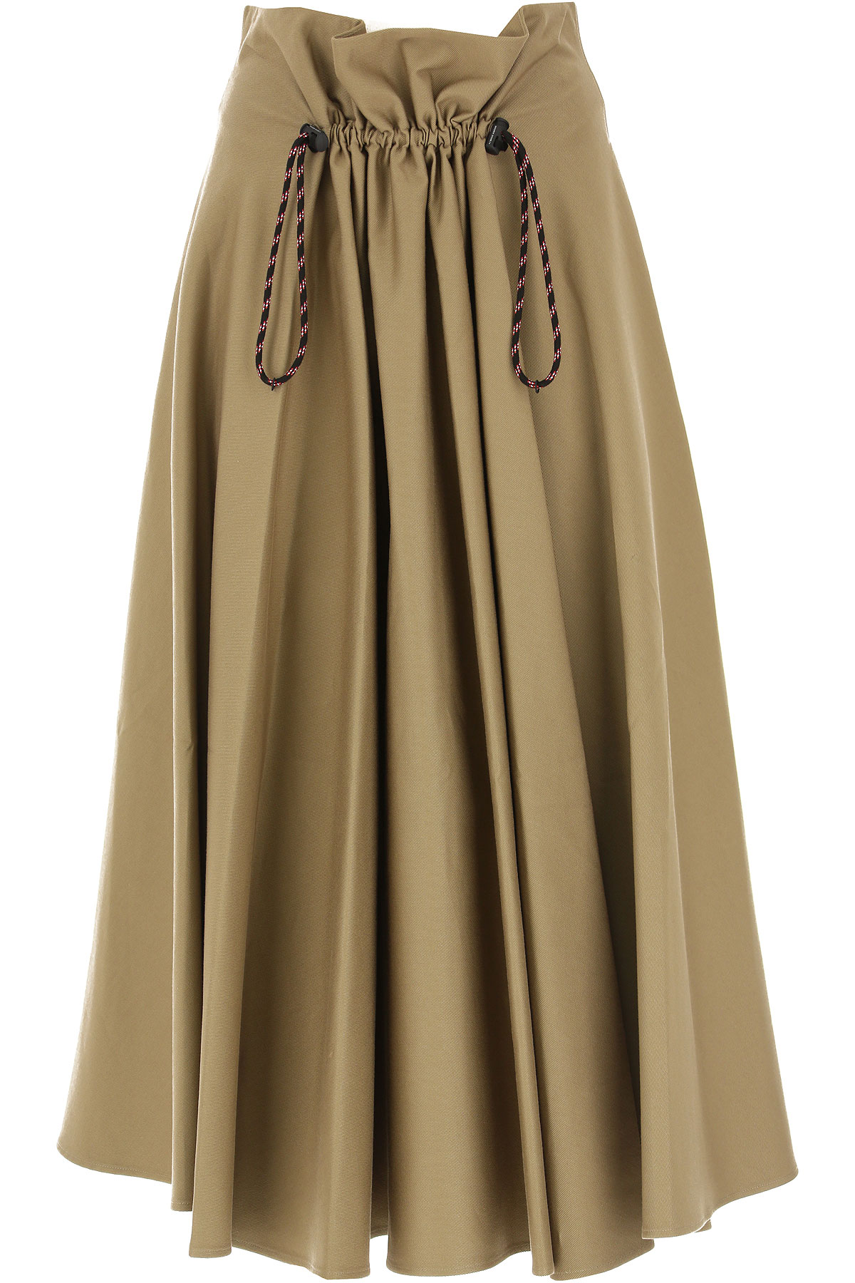 Golden Goose Skirt for Women On Sale, Taupe, Cotton, 2019, S (IT 40) M (IT 42 ) XS (IT 38)