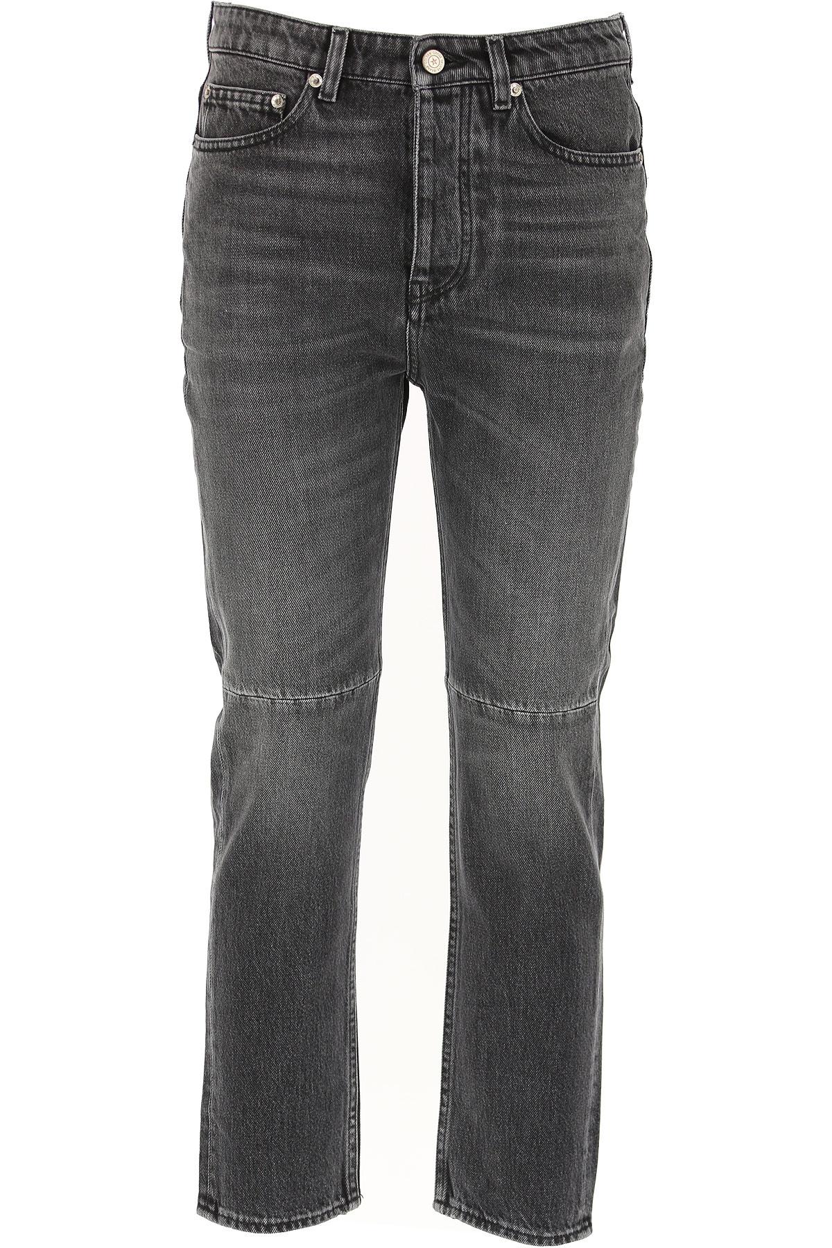 Golden Goose Jeans On Sale, Denim Grey, Cotton, 2017, 26 27 28 29