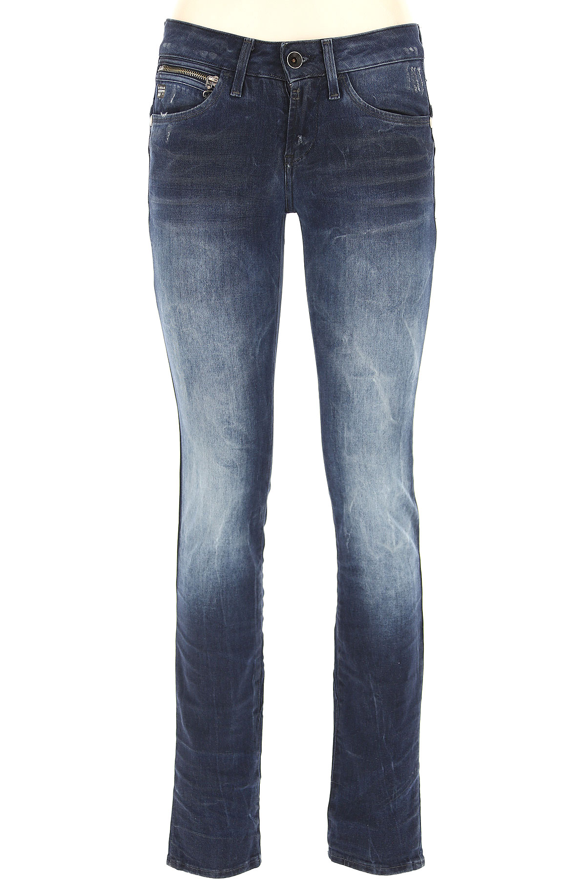 G-Star Jeans On Sale in Outlet, Denim, Cotton, 2017, 26 27 28