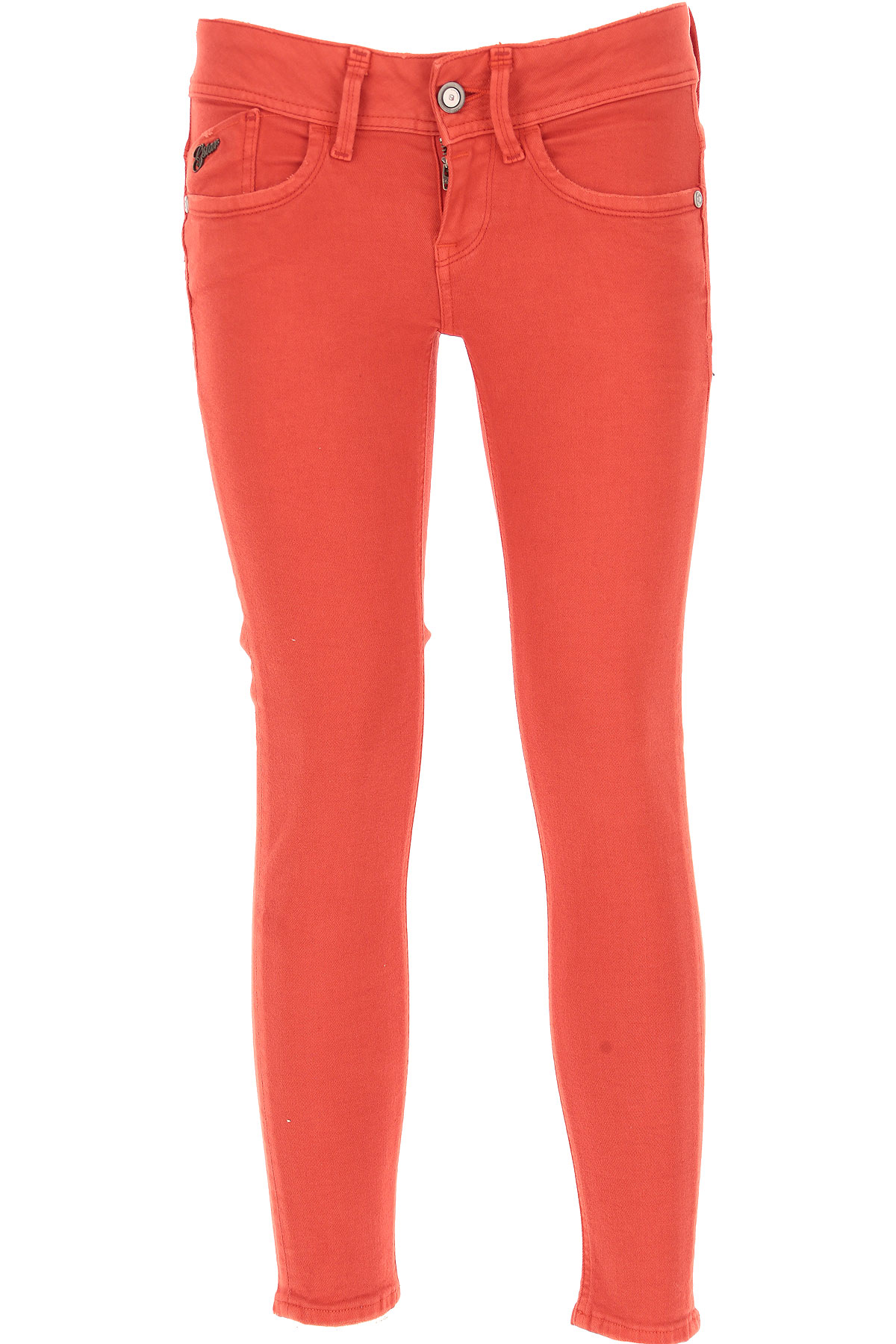 G-Star Jeans On Sale in Outlet, Red, Cotton, 2017, 26 30 32