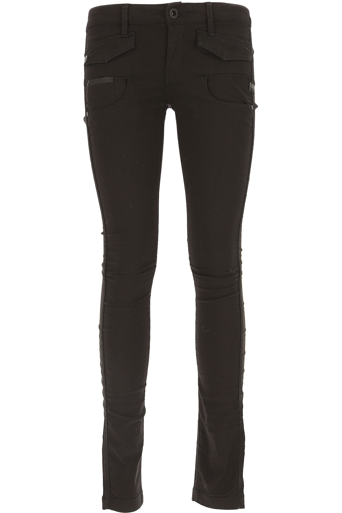 G-Star Pants for Women On Sale in Outlet, Black, Cotton, 2019, 26 27 30