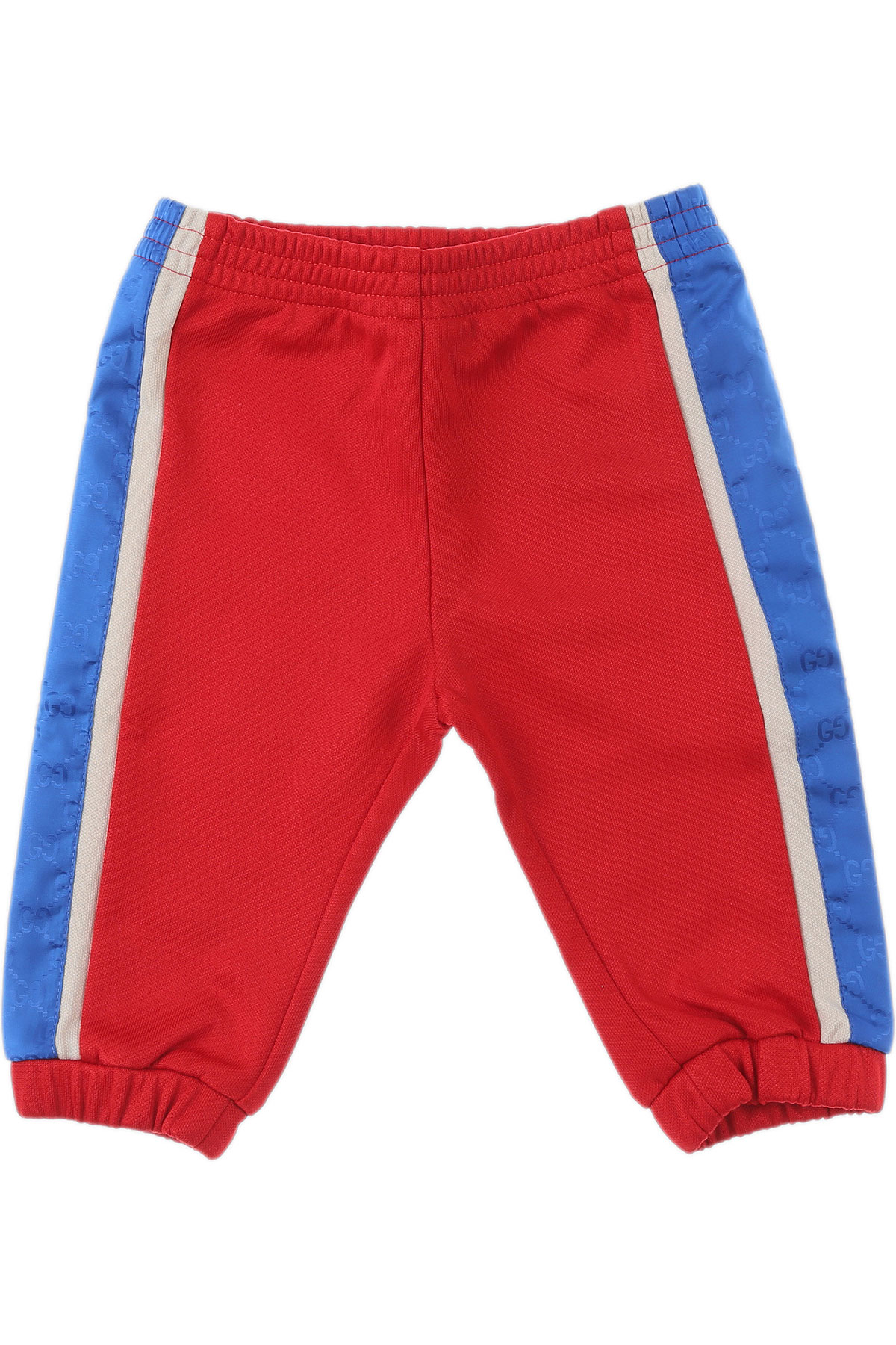 Gucci Baby Sweatpants for Boys On Sale, Radish, polyester, 2019, 3Y 6M 9 M