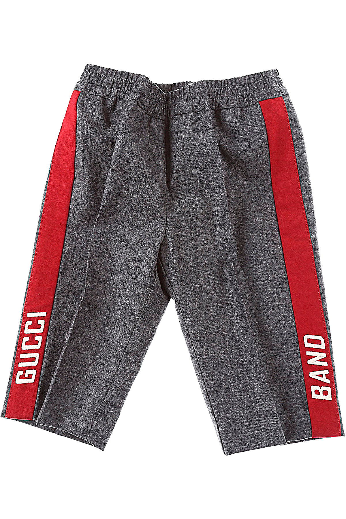 Gucci Baby Pants for Boys On Sale, Grey, Wool, 2019, 12 M 3Y