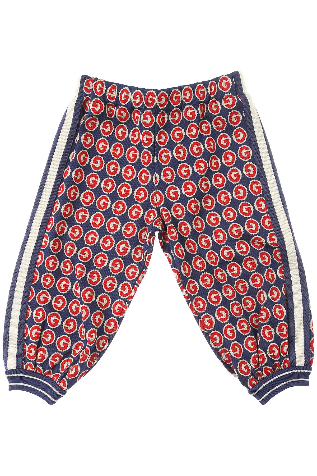 Gucci Baby Pants for Boys On Sale, Royal Red, Cotton, 2019, 24M 2Y