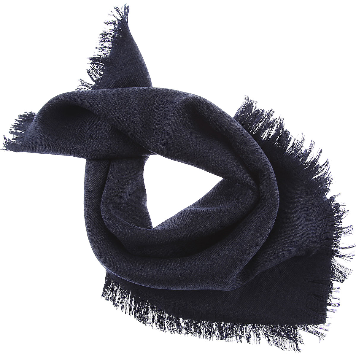 Gucci Kids Scarves for Girls On Sale, navy, Wool, 2019